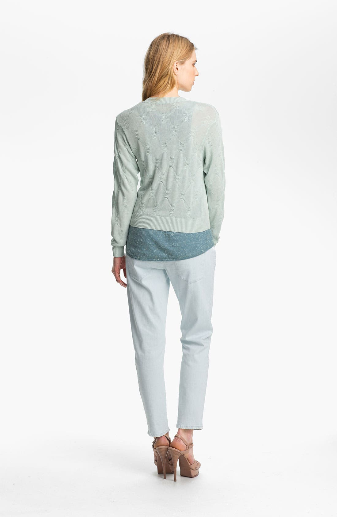 Alternate Image 4  - Theyskens' Theory 'Kico B Ymalfi' Silk Knit Top