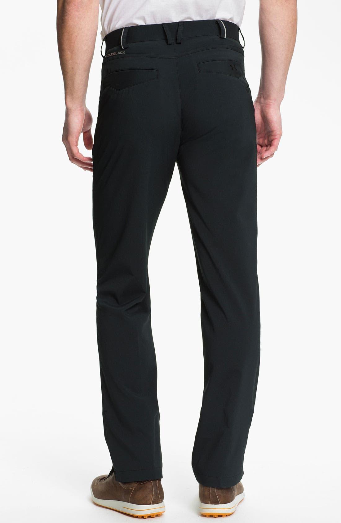 Alternate Image 2  - Under Armour Coldblack® Golf Pants