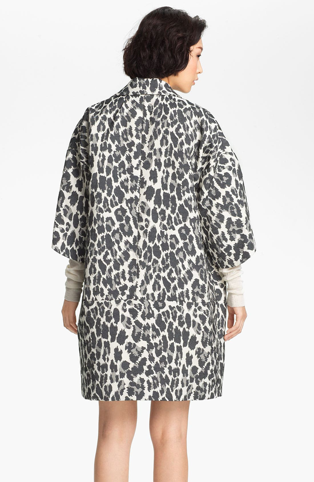 Alternate Image 3  - Tracy Reese Jacquard Coat