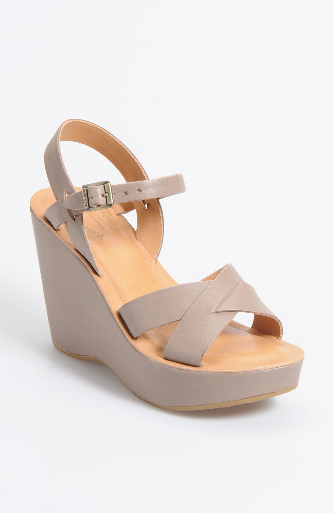 Main Image - Kork-Ease 'Bette' Wedge Sandal (Nordstrom Exclusive)
