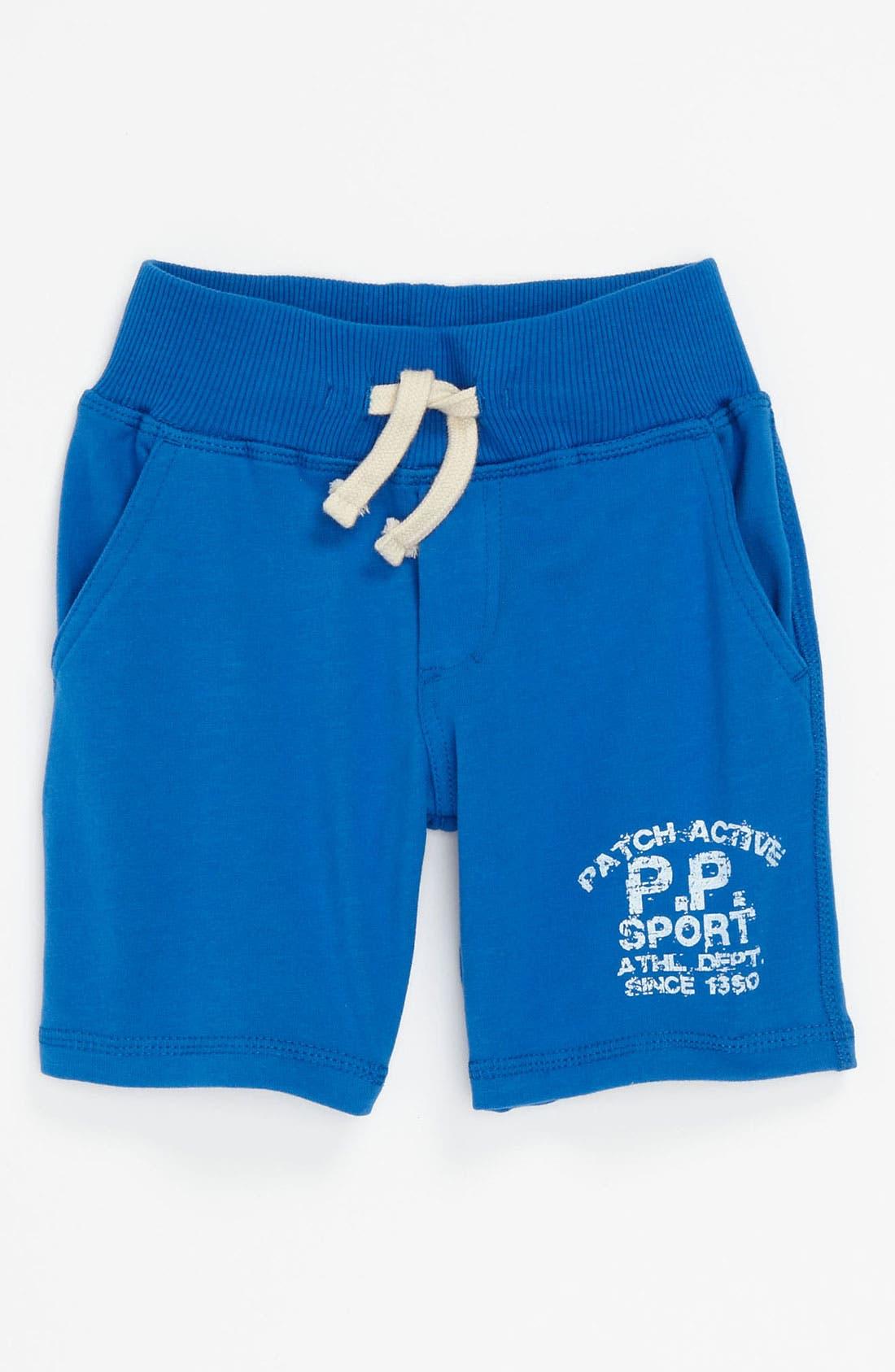 Main Image - Pumpkin Patch 'Basic' Knit Shorts (Baby)