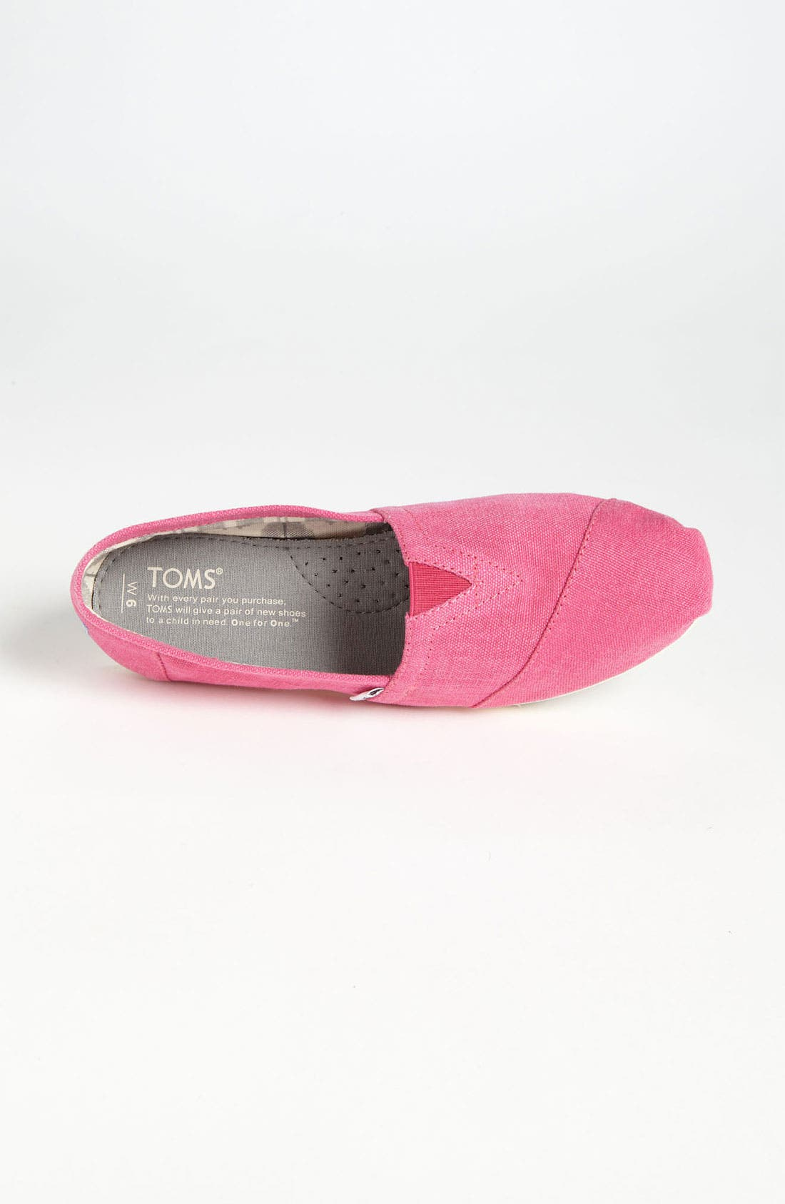 Alternate Image 3  - TOMS 'Classic - Earthwise' Slip-On (Women)