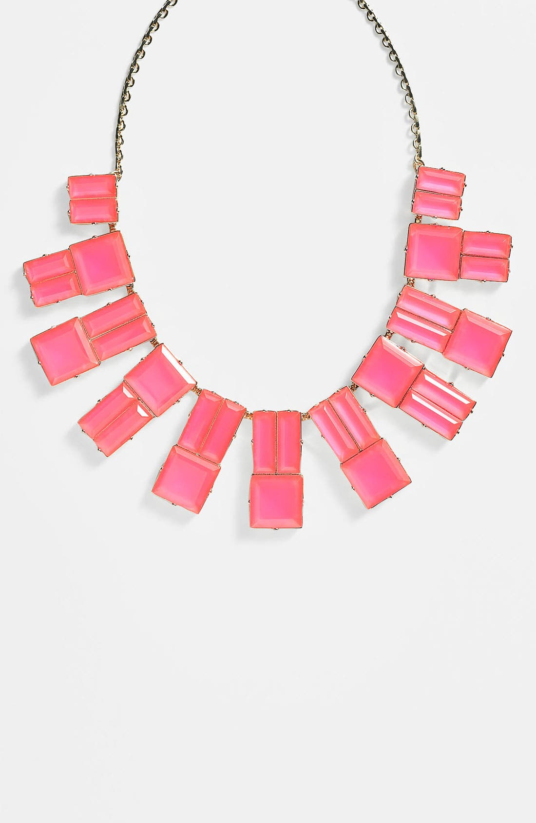 Main Image - kate spade new york 'hot chip' bib necklace