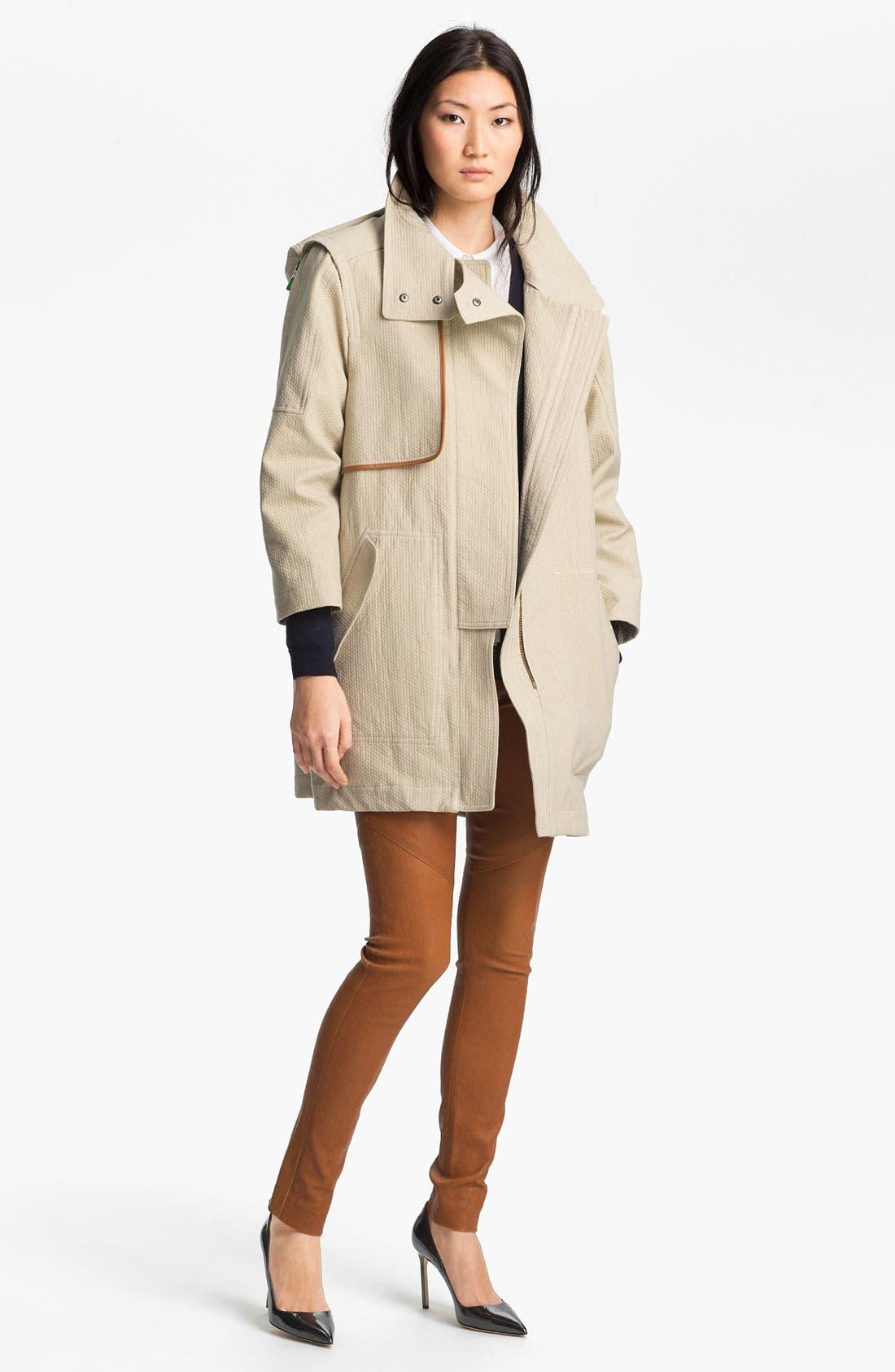 Alternate Image 1 Selected - A.L.C Coat, Sweater, Blouse & Pants
