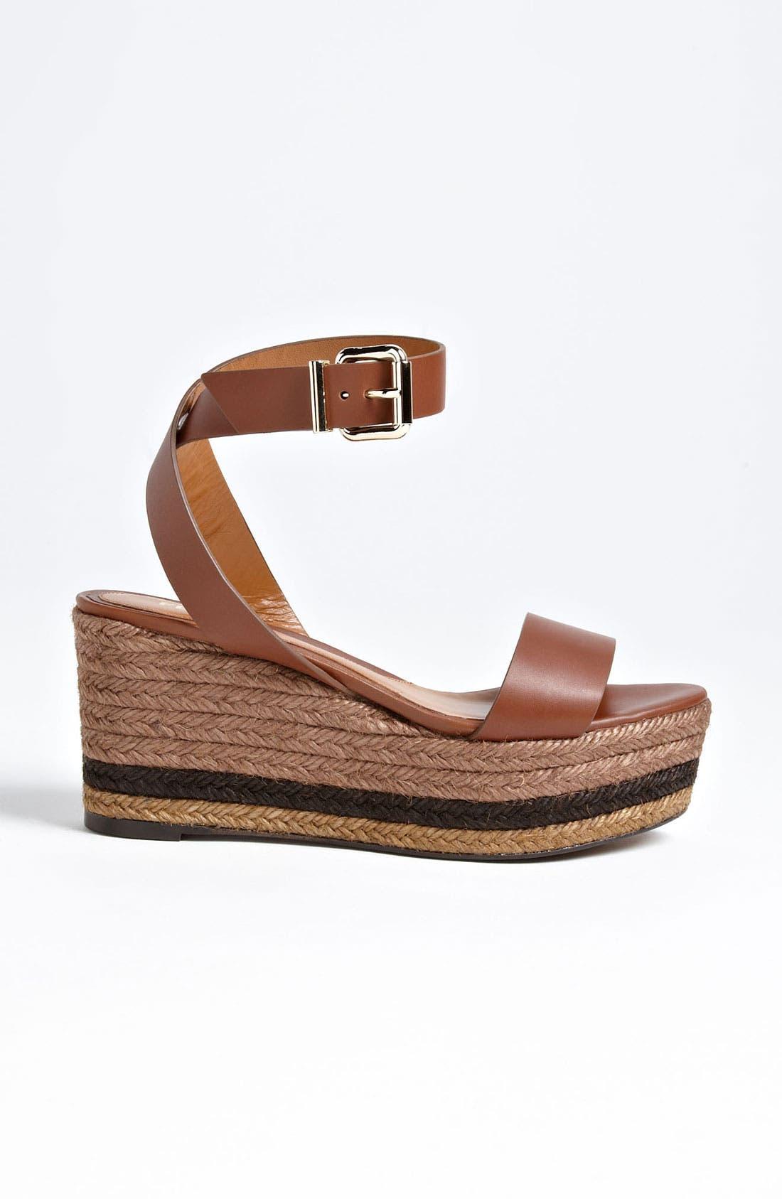 Alternate Image 4  - Fendi 'Pequin' Sandal