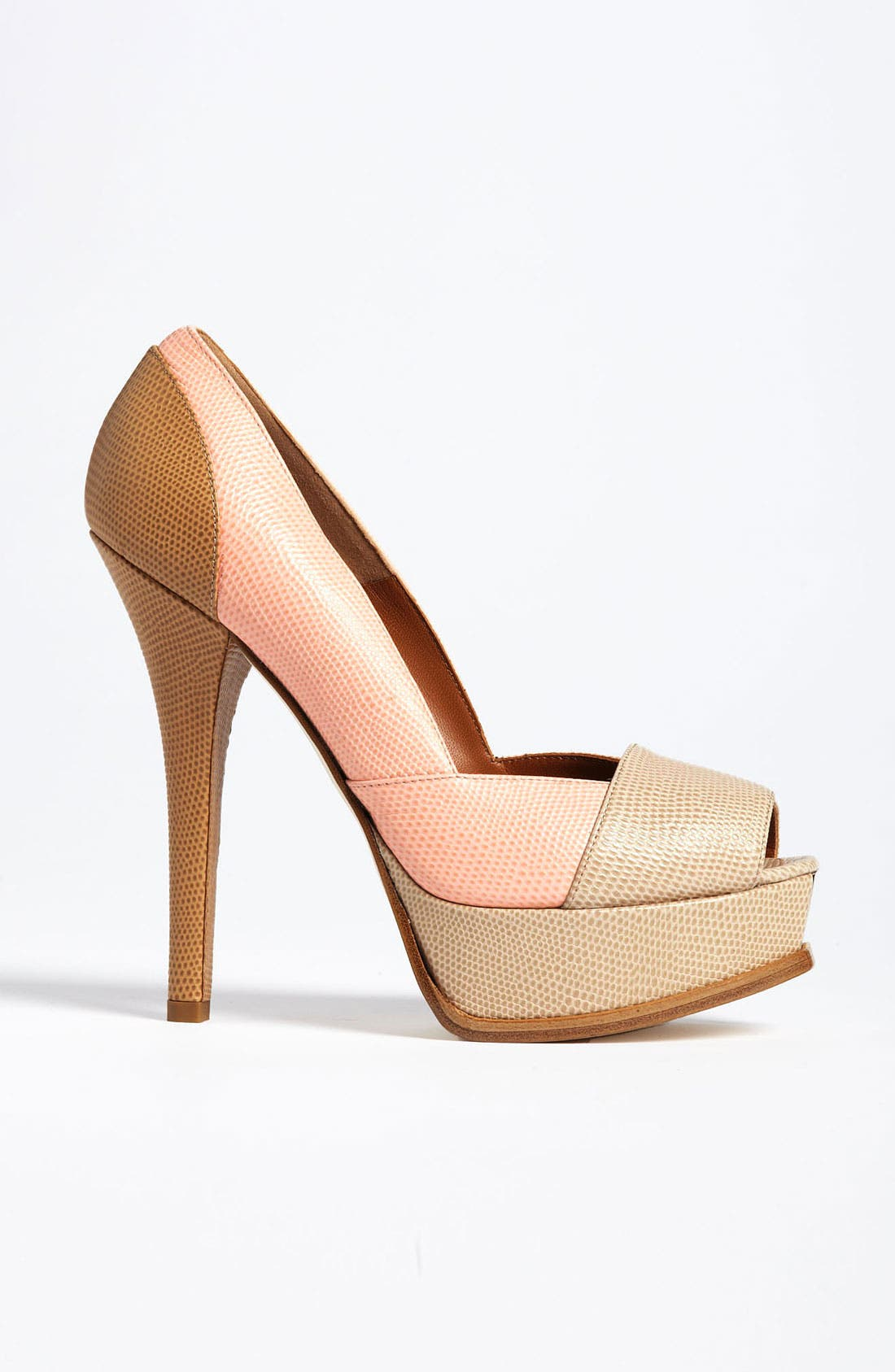 Alternate Image 4  - Fendi 'Fendista' Pump