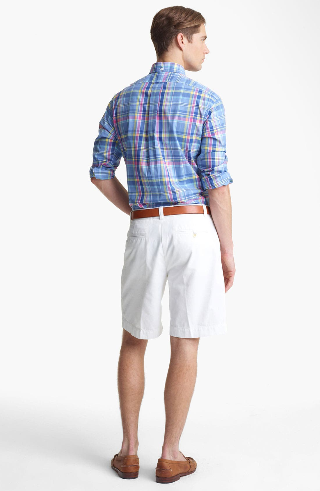 Alternate Image 4  - Polo Ralph Lauren Classic Fit Sport Shirt