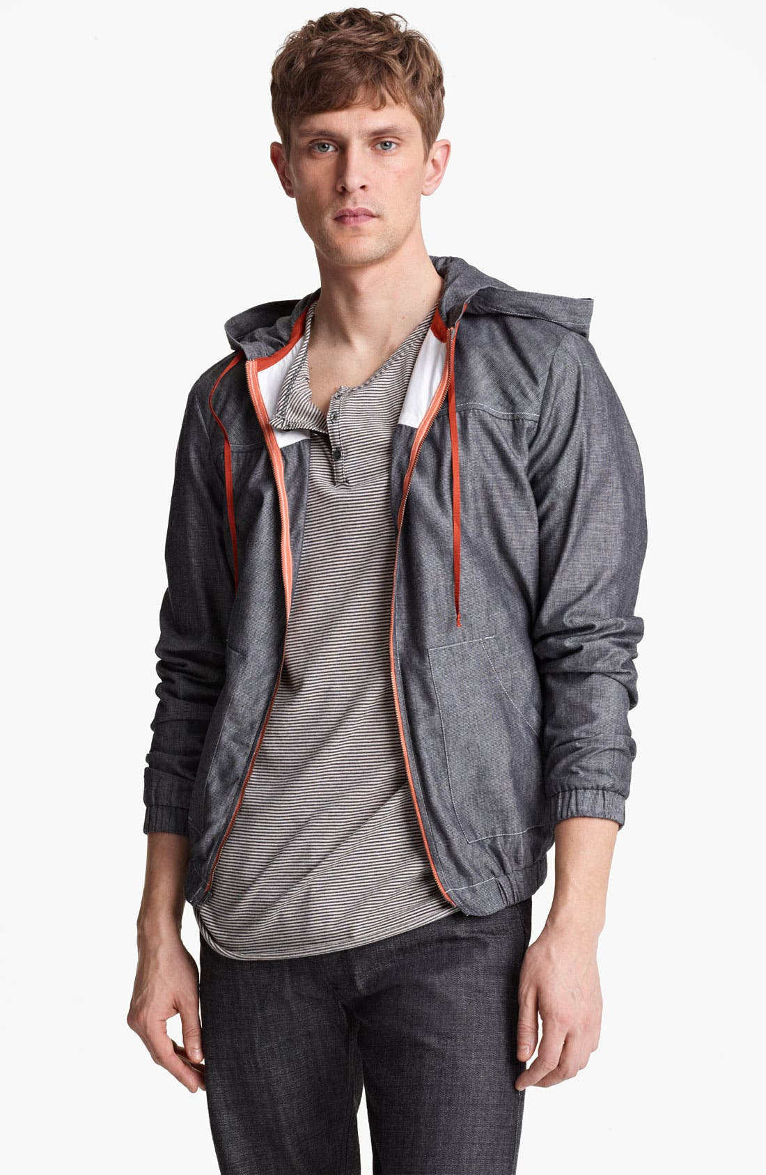 Alternate Image 1 Selected - Field Scout Hooded Summer Jacket