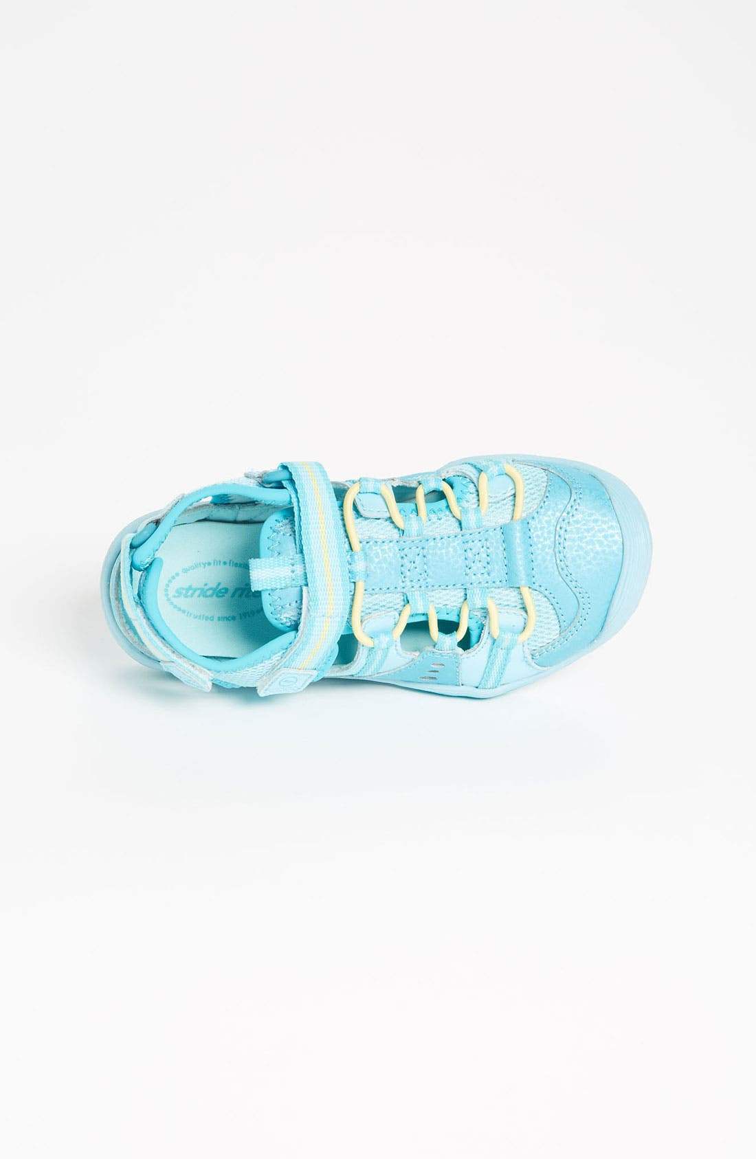 Alternate Image 3  - Stride Rite 'Petra' Sandal (Toddler & Little Kid)