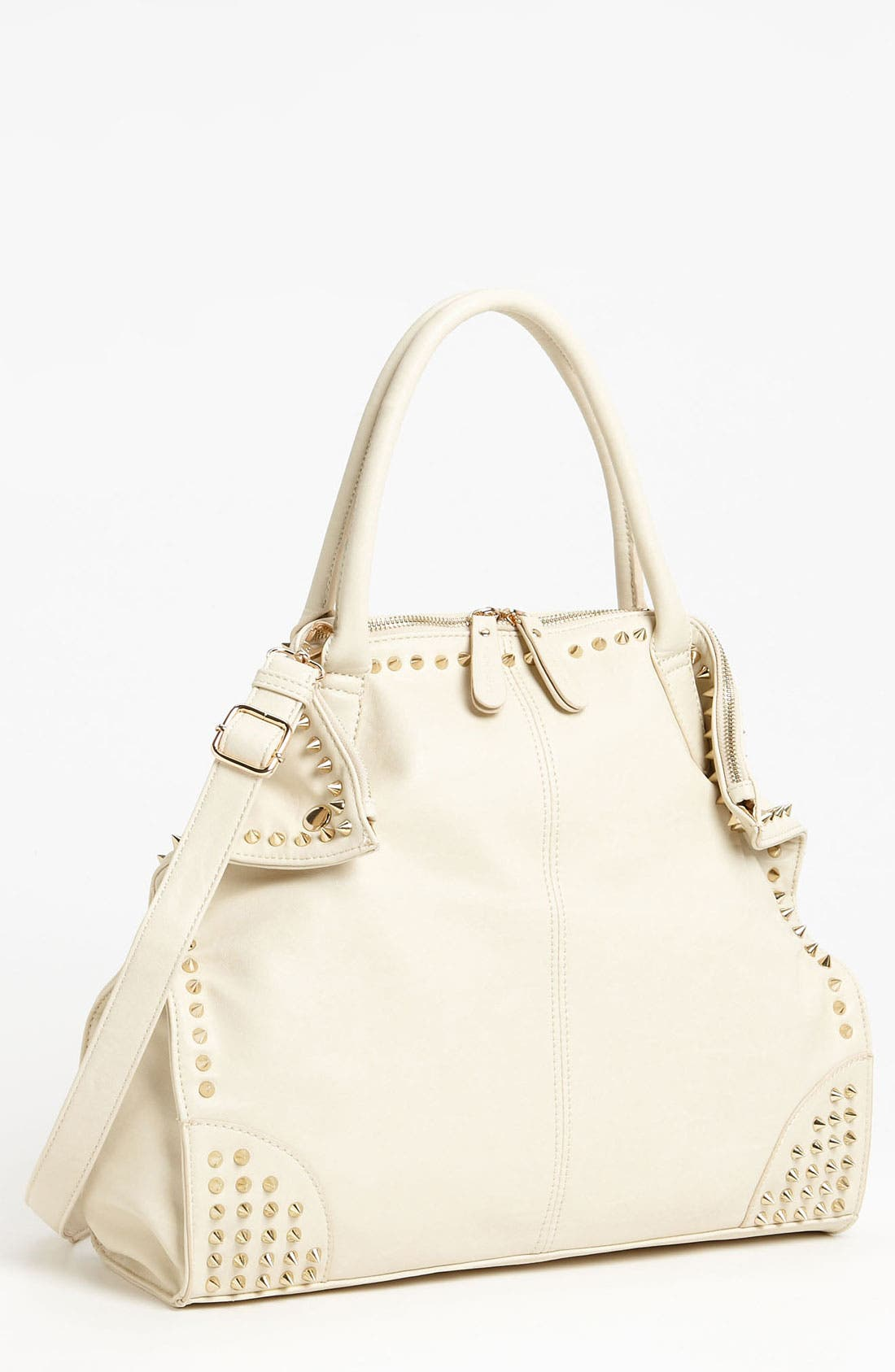 Alternate Image 1 Selected - Melie Bianco 'Iman Spike Stud' Tote