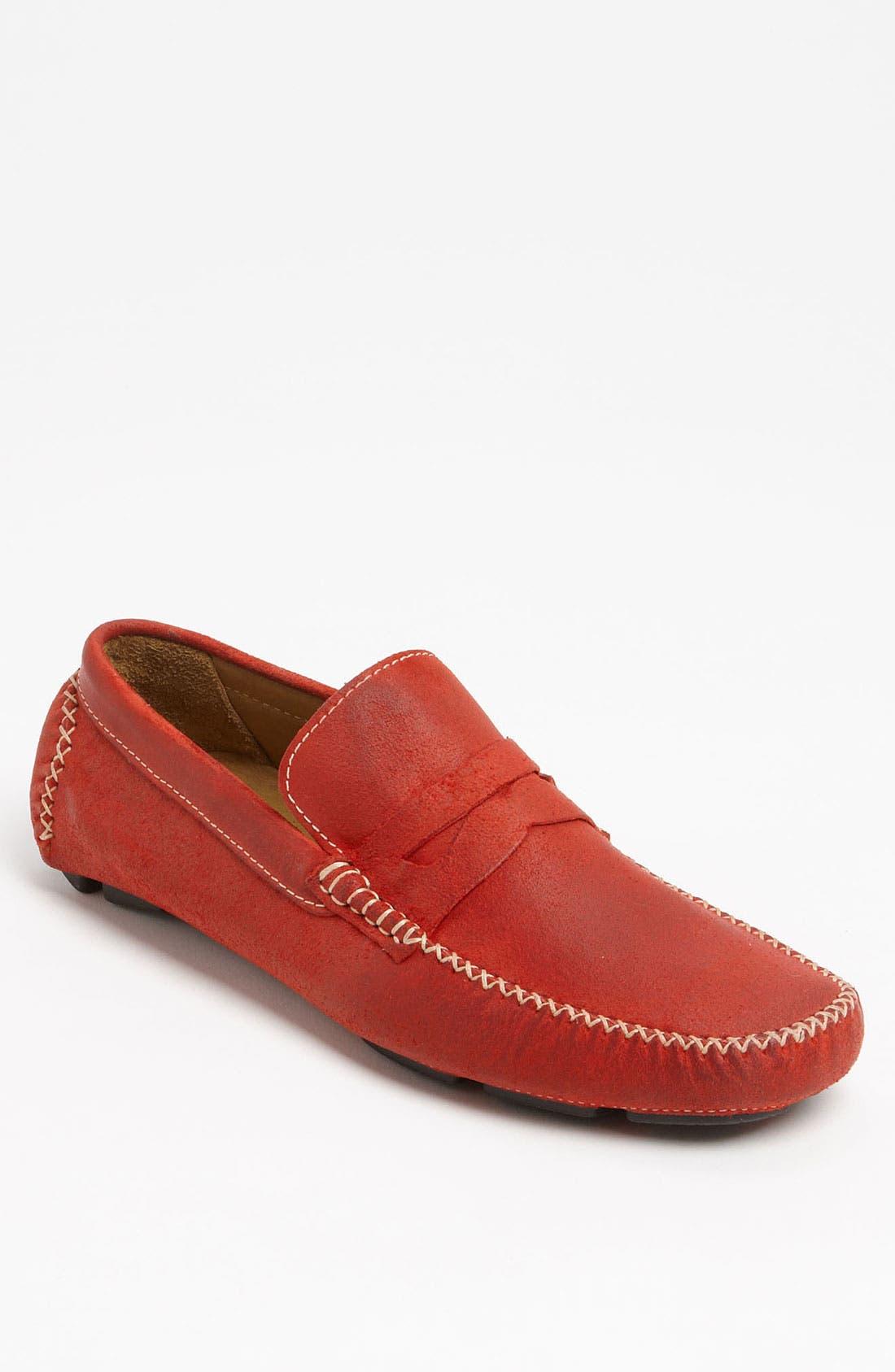 Alternate Image 1 Selected - Billy Reid Driving Shoe