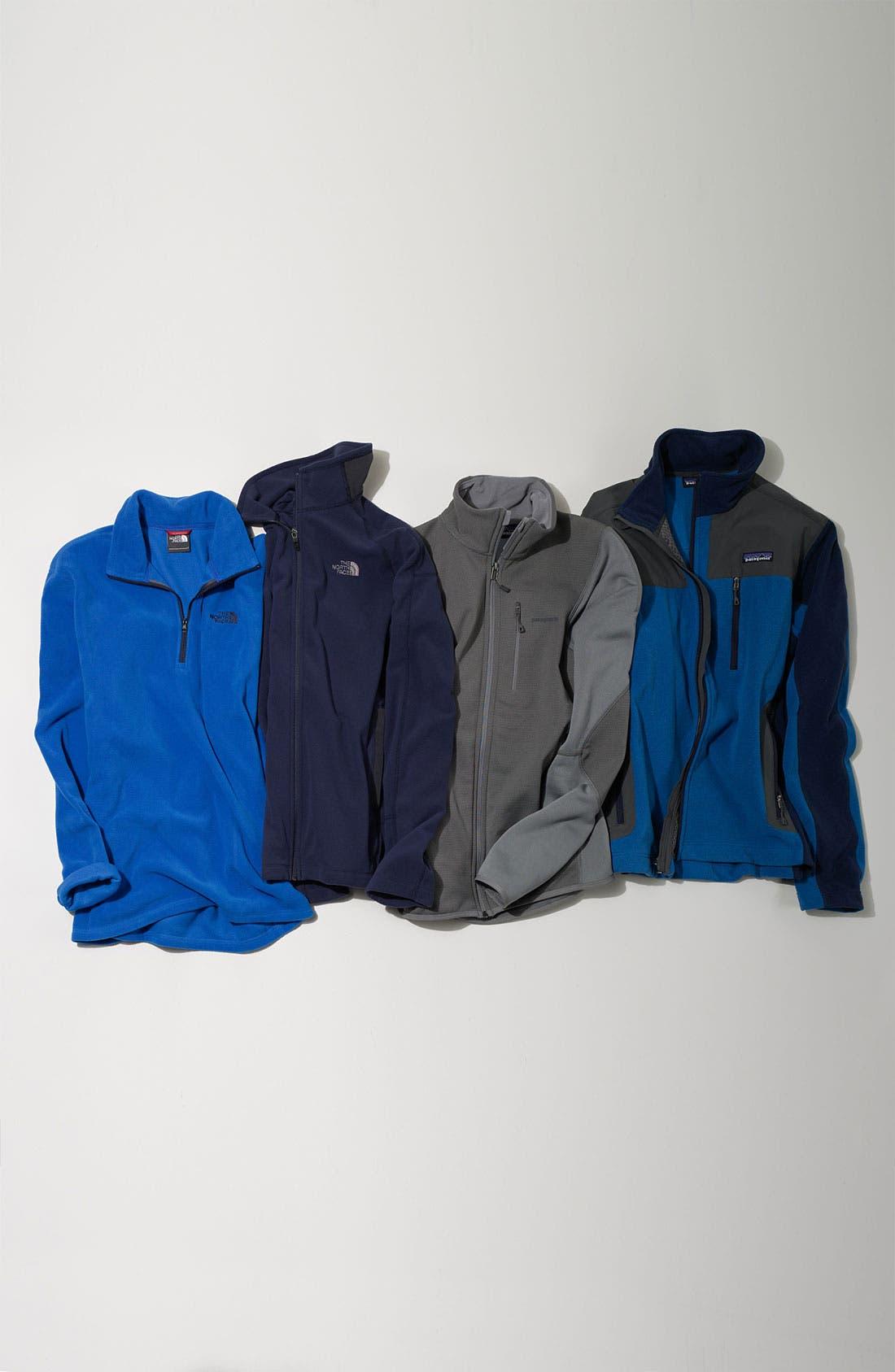 Alternate Image 4  - Patagonia 'Cedars' Zip Fleece Jacket