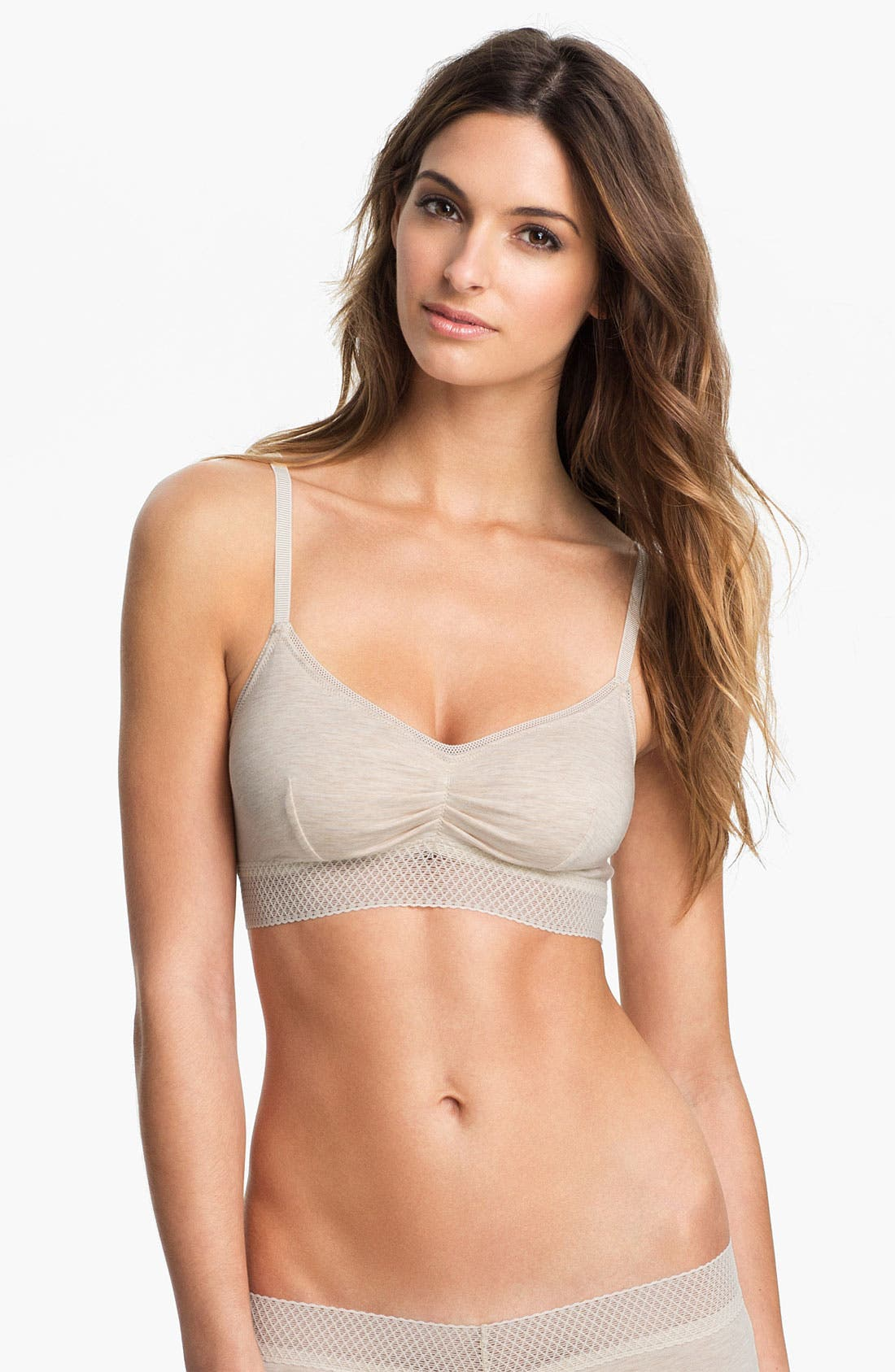 Alternate Image 1 Selected - Splendid 'Essentials' Bralette