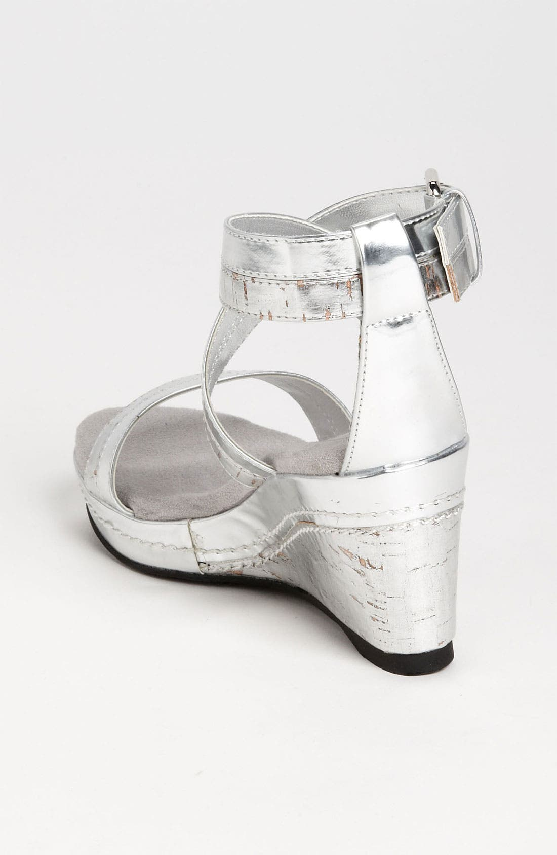 Alternate Image 2  - Stuart Weitzman 'Alabaster' Sandal (Little Kid & Big Kid)