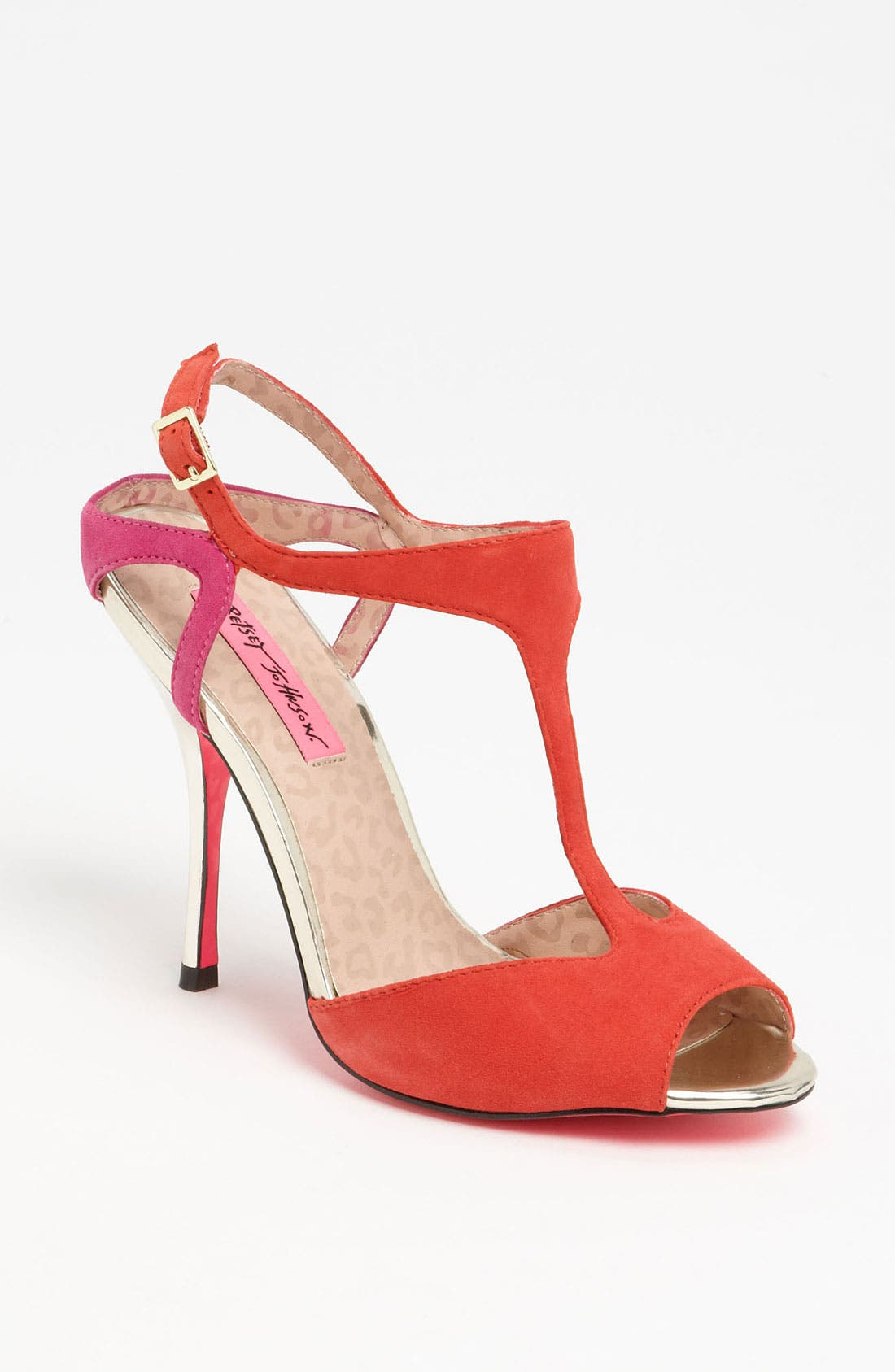 Alternate Image 1 Selected - Betsey Johnson 'Blonddee' Sandal