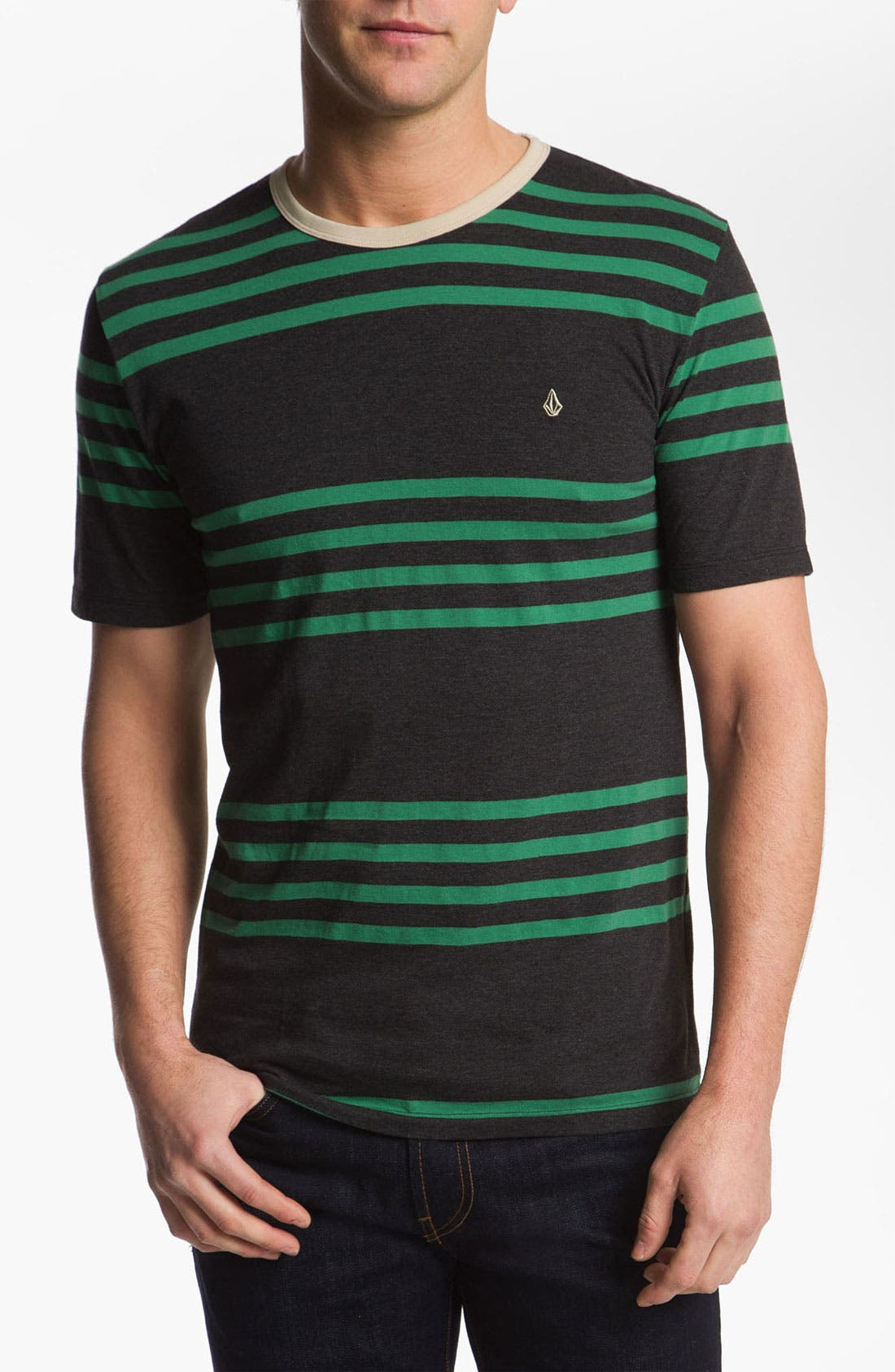 Alternate Image 1 Selected - Volcom 'Circle Square' T-Shirt