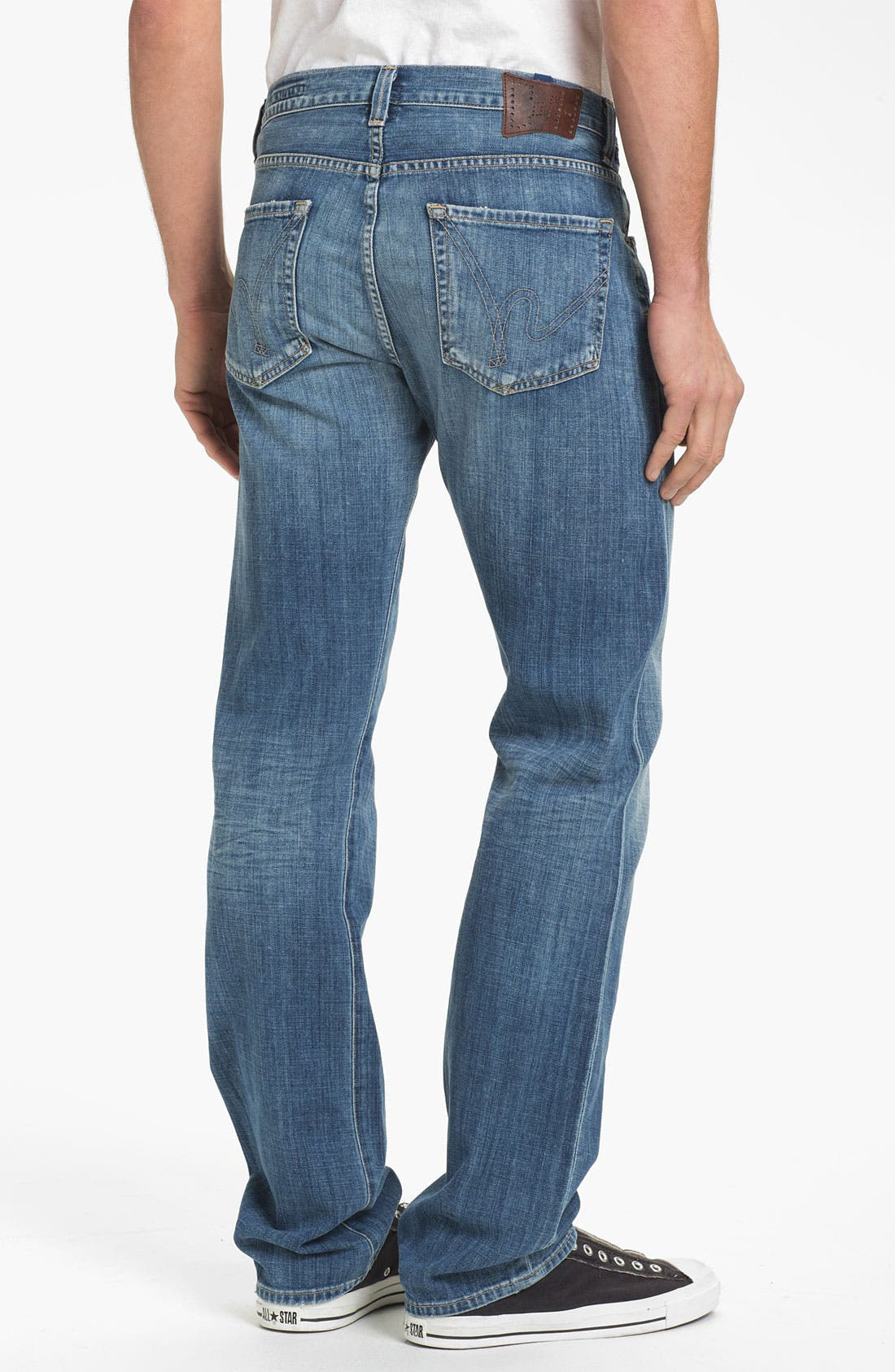 Alternate Image 2  - Citizens of Humanity 'Sid' Straight Leg Jeans (Nelson)