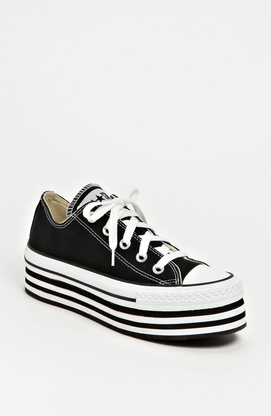 Main Image - Converse Chuck Taylor® Platform Sneaker (Women)