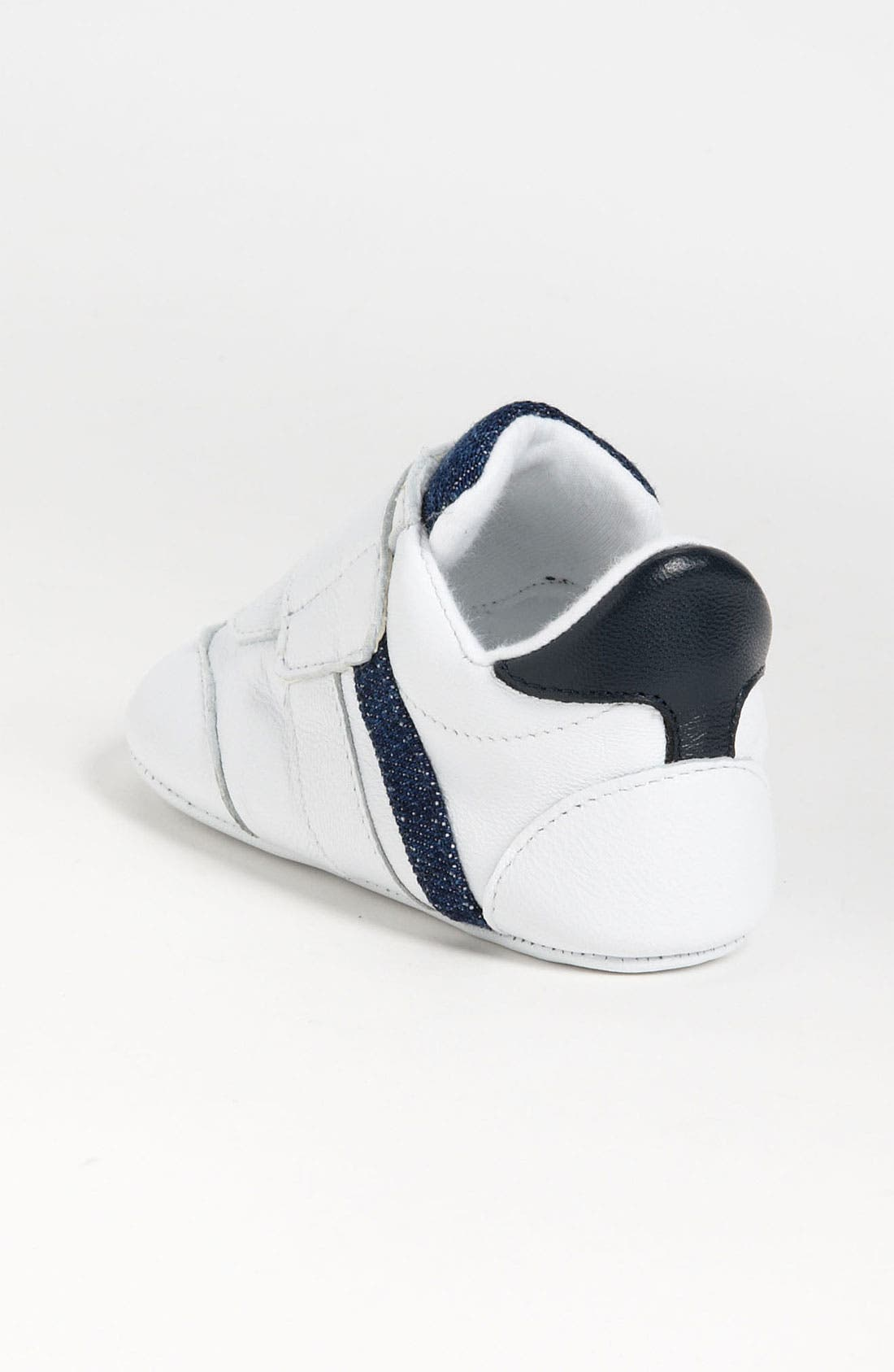 Alternate Image 2  - Dolce&Gabbana Crib Shoe (Baby, Walker)