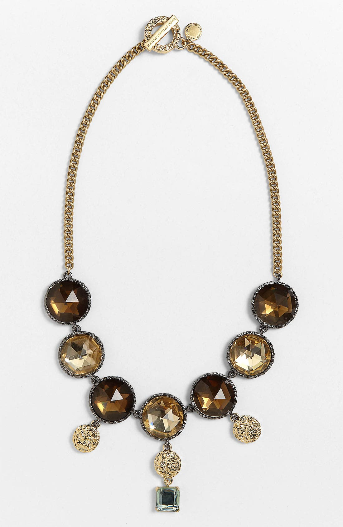 Alternate Image 1 Selected - MARC BY MARC JACOBS 'Paste & Prints' Bib Necklace