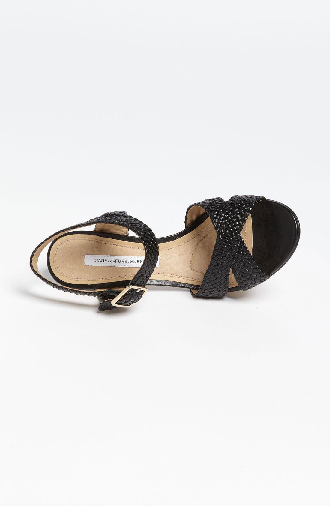 Alternate Image 3  - Diane von Furstenberg 'Villana' Sandal (Online Only)