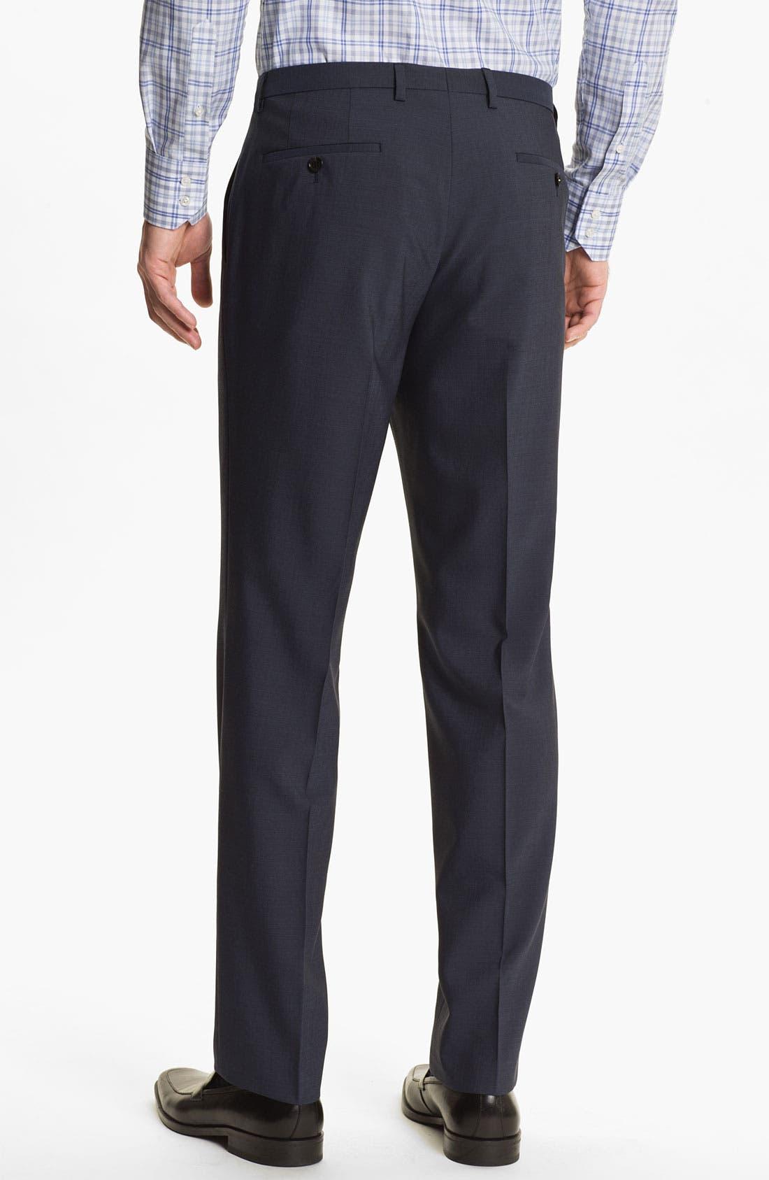 Alternate Image 5  - BOSS Black 'James/Sharp' Trim Fit Suit