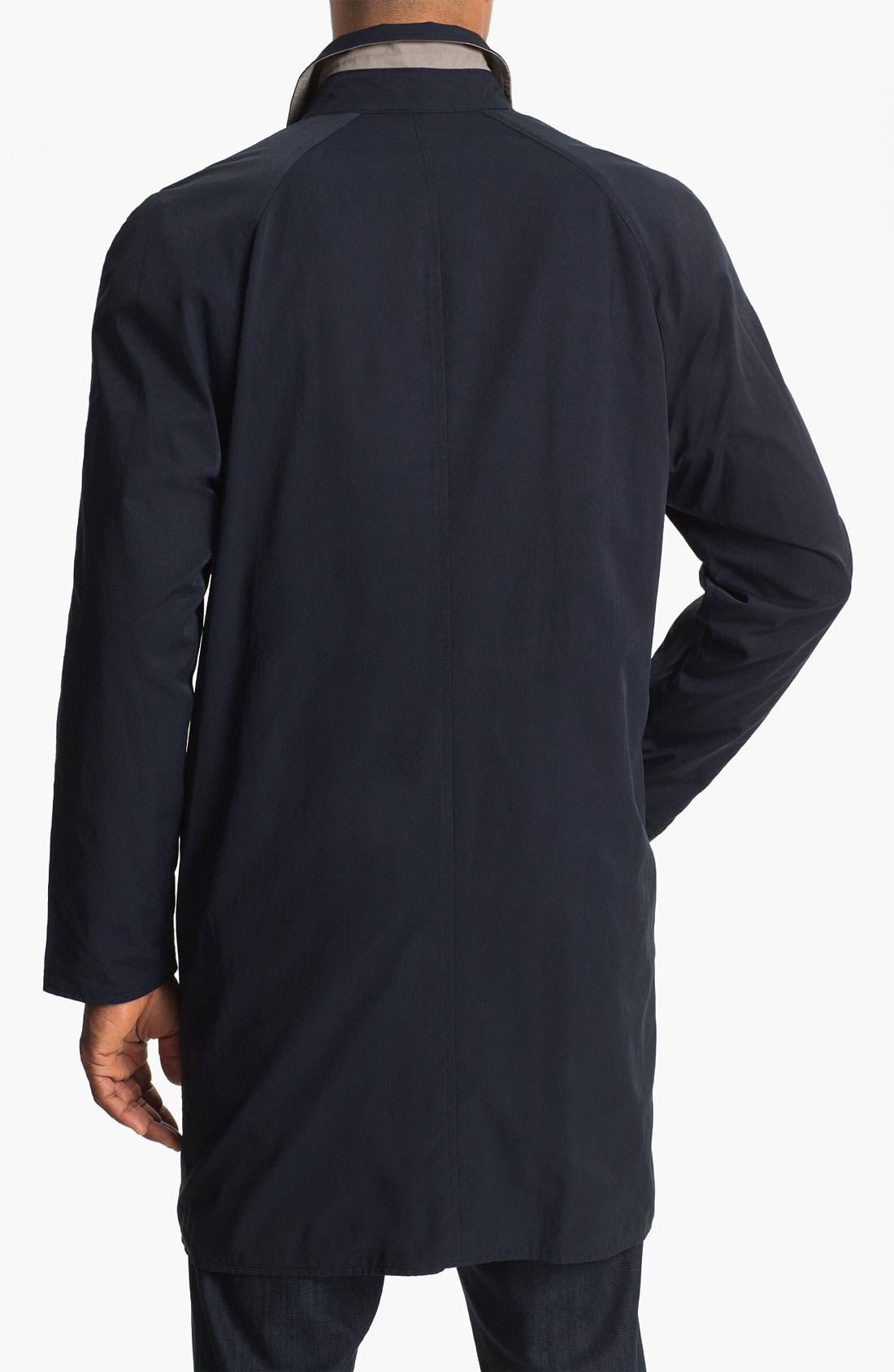 Alternate Image 2  - Façonnable Reversible Trench Coat