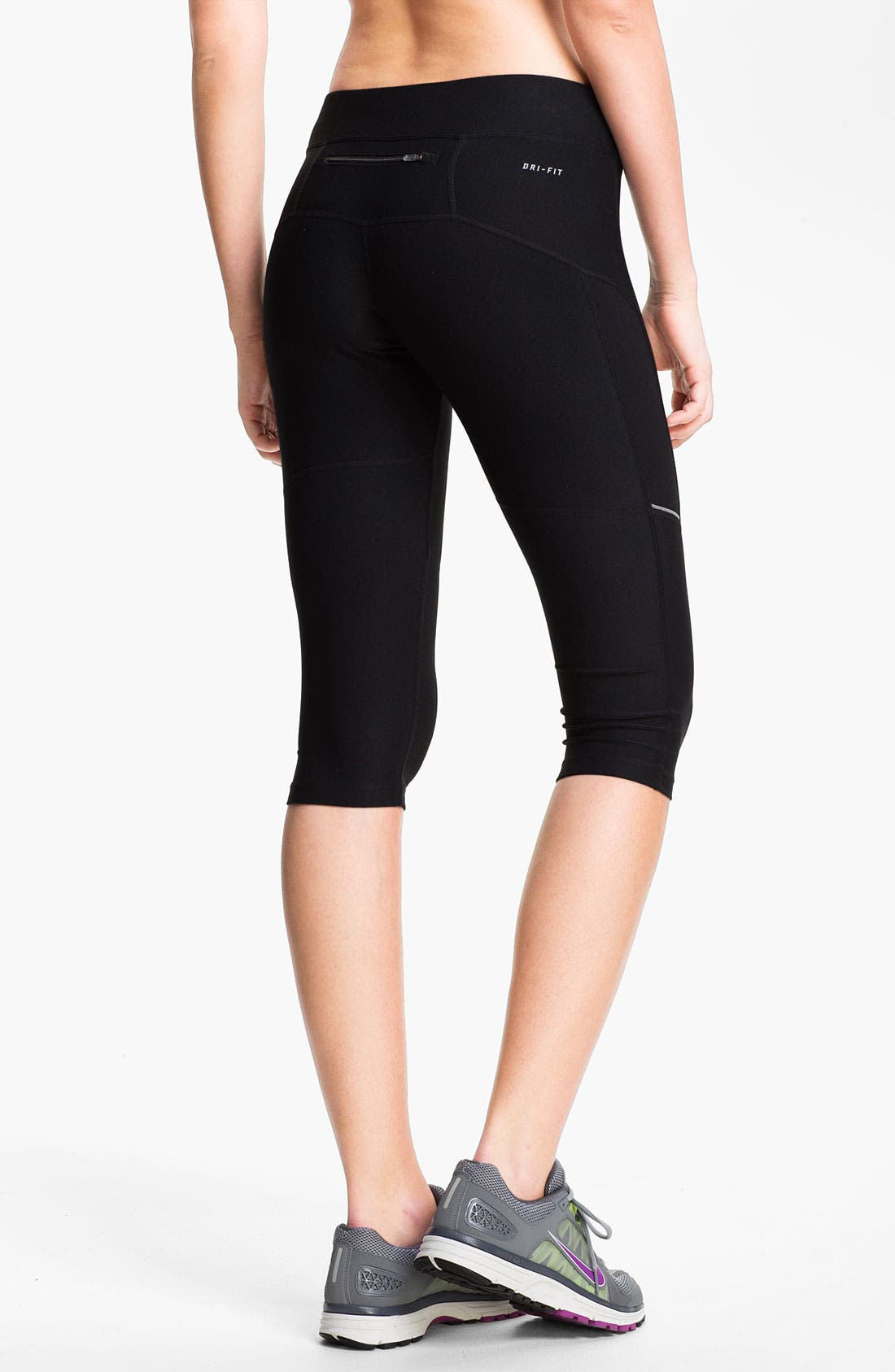 Alternate Image 2  - Nike 'Filament' Capri Tights (Online Only)