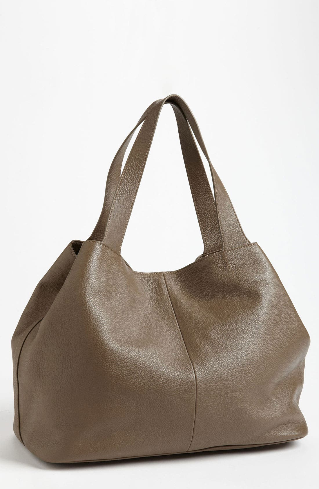 Alternate Image 1 Selected - Halogen® 'Sofia' Leather Tote