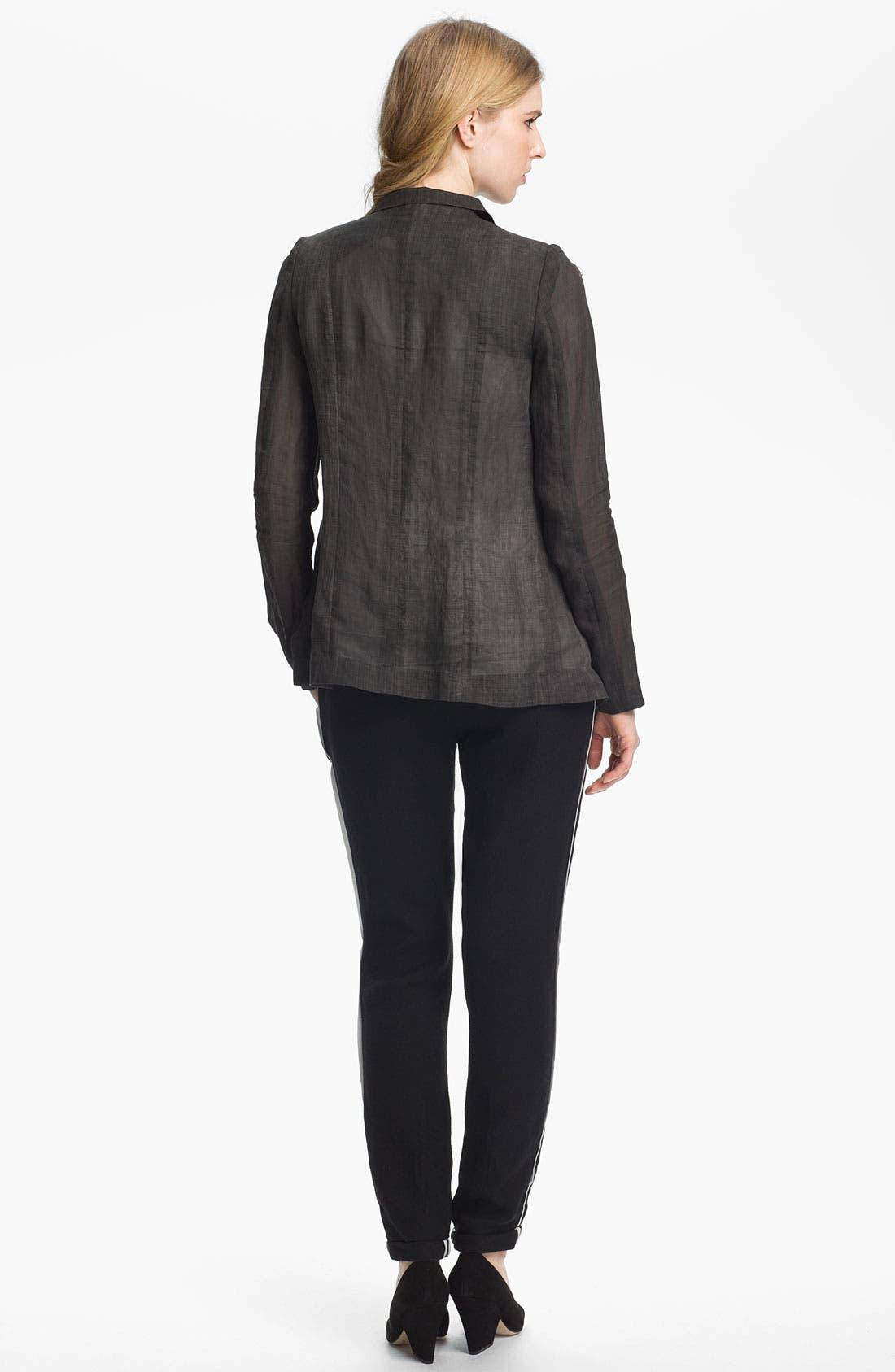 Alternate Image 4  - Elizabeth and James 'Vicky' Sheer Jacket