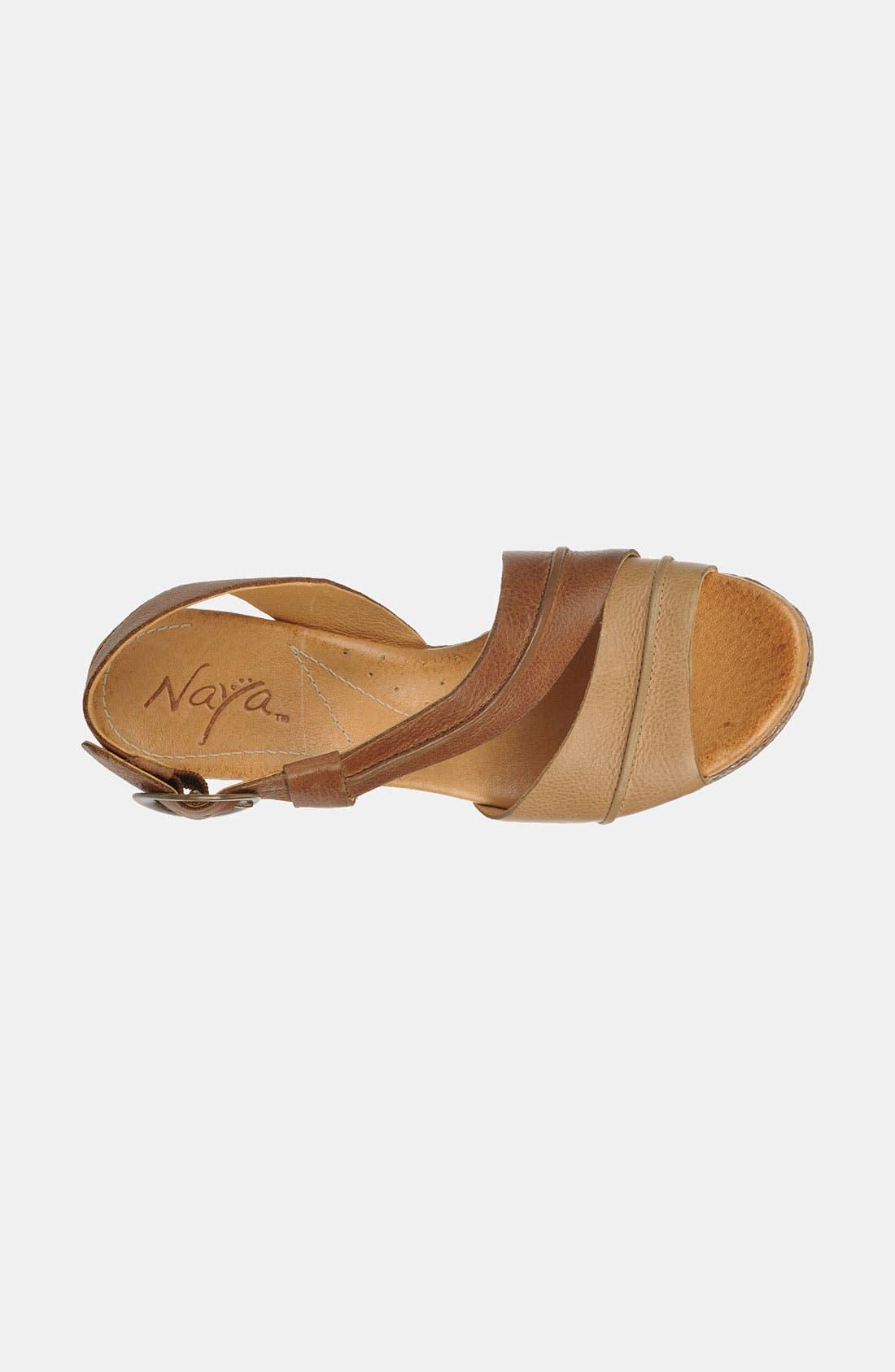 Alternate Image 3  - Naya 'Estra' Sandal
