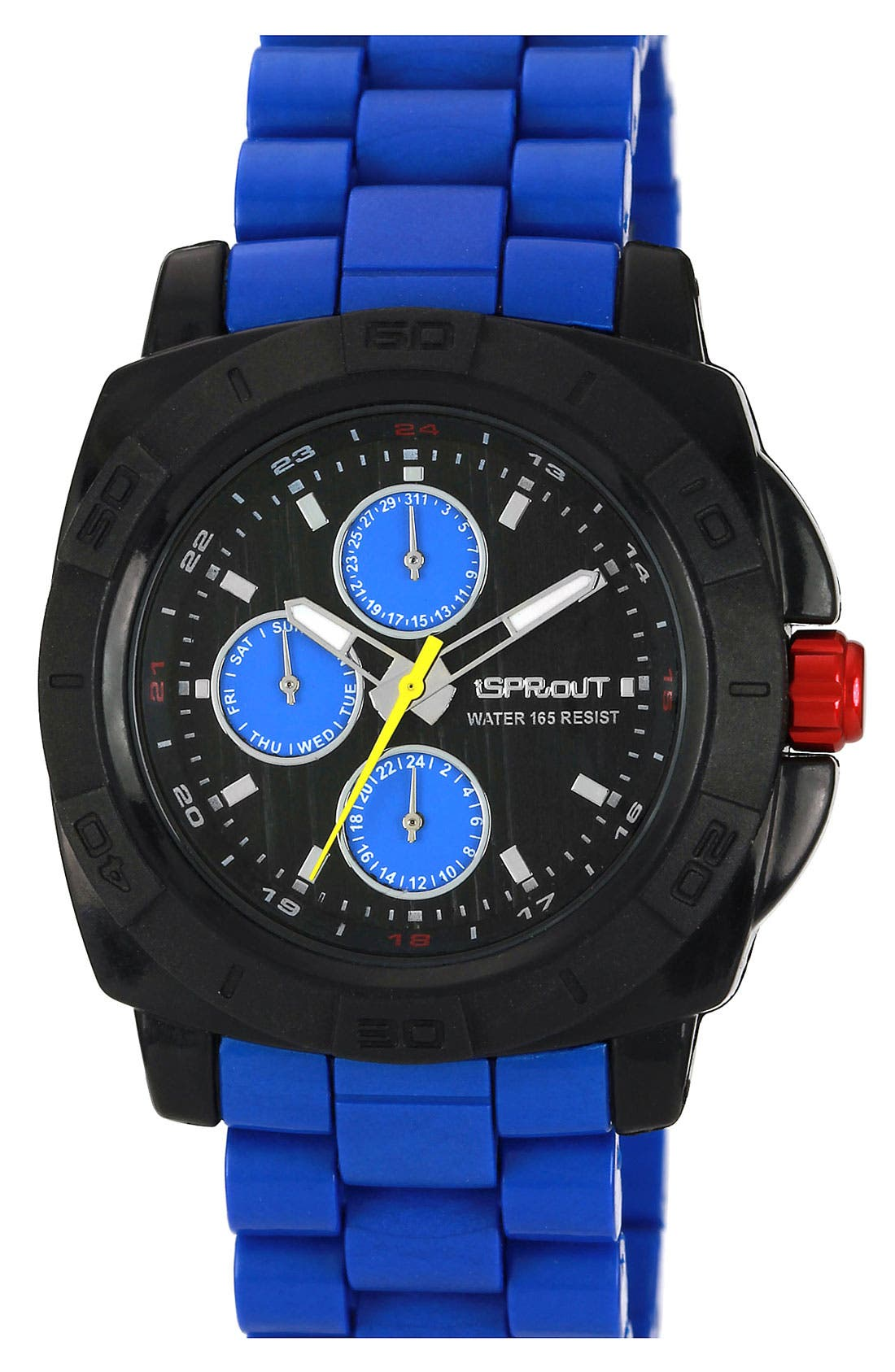 Alternate Image 1 Selected - SPROUT™ Watches Round Dial Bracelet Watch, 45mm
