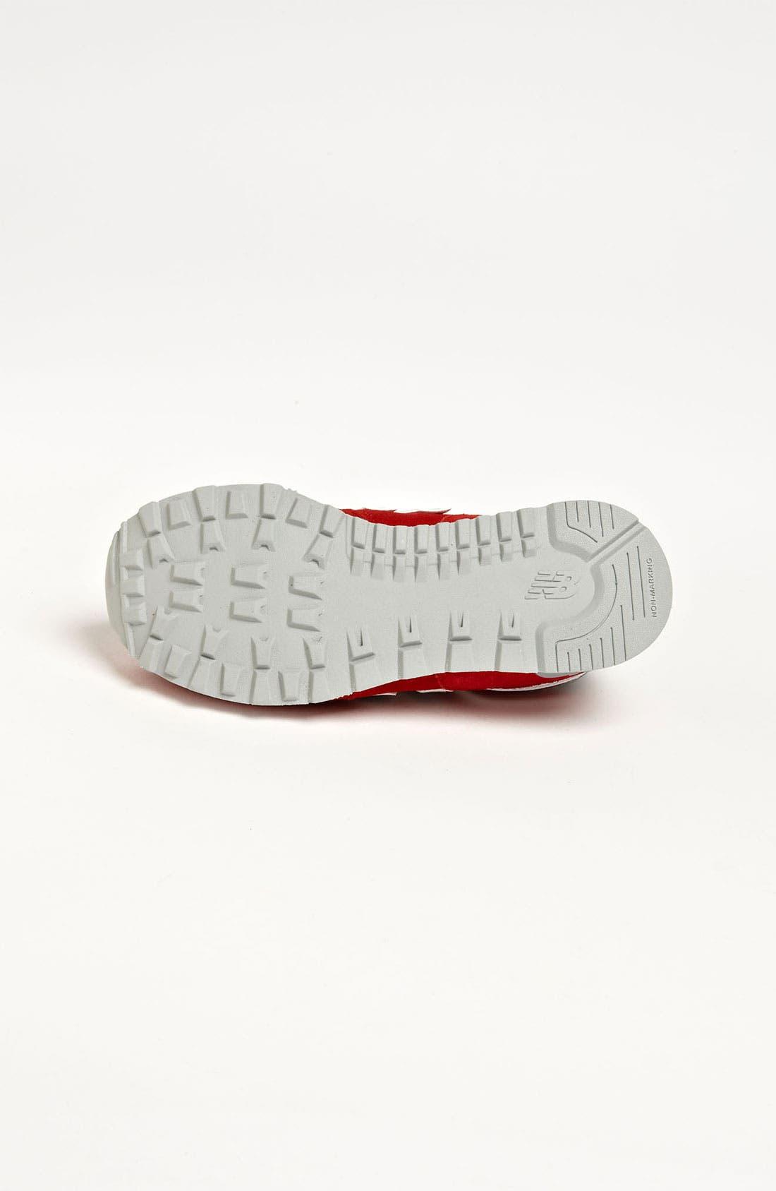 Alternate Image 4  - New Balance 'ML574' Running Shoe (Toddler, Little Kid & Big Kid)