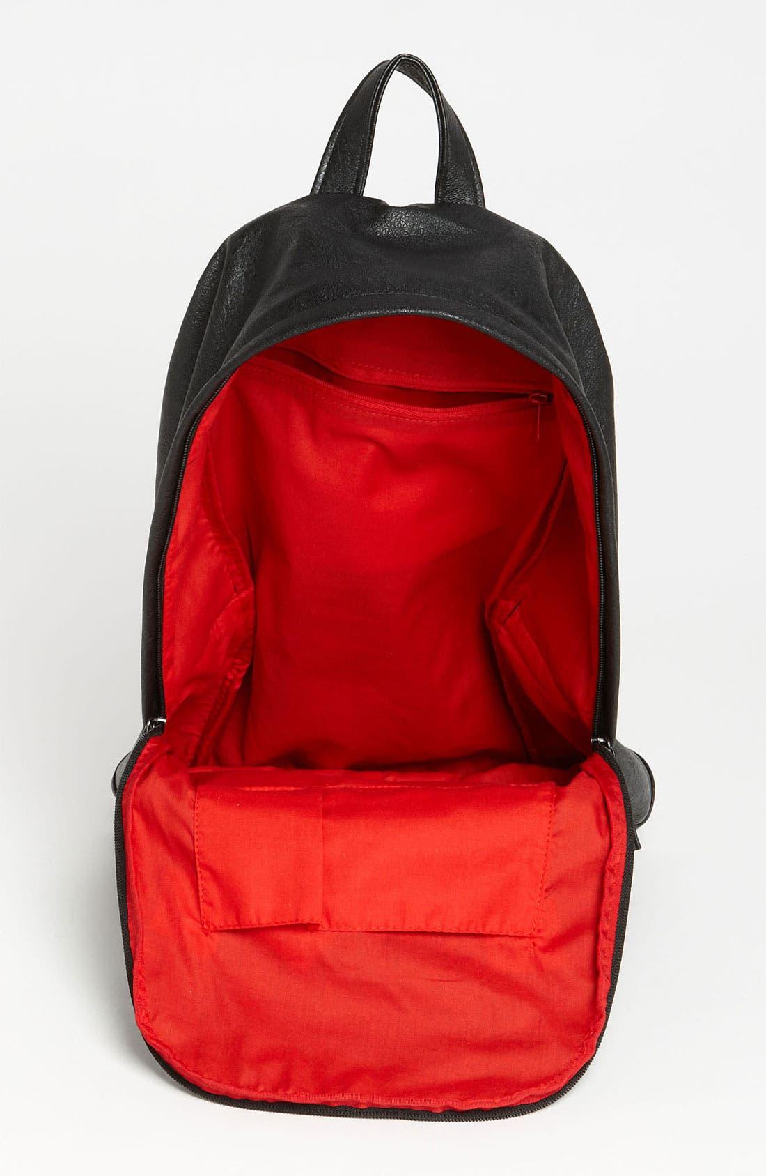 Alternate Image 3  - Topman Studded Backpack