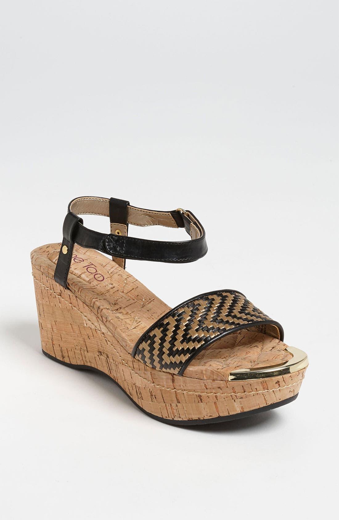 Main Image - Me Too 'Chanella' Sandal