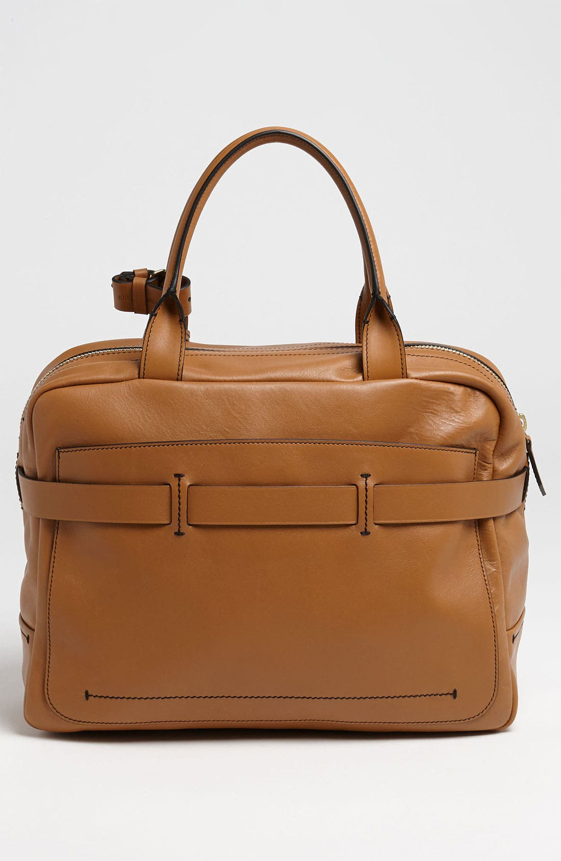 Alternate Image 4  - Reed Krakoff 'Fighter' Leather Satchel