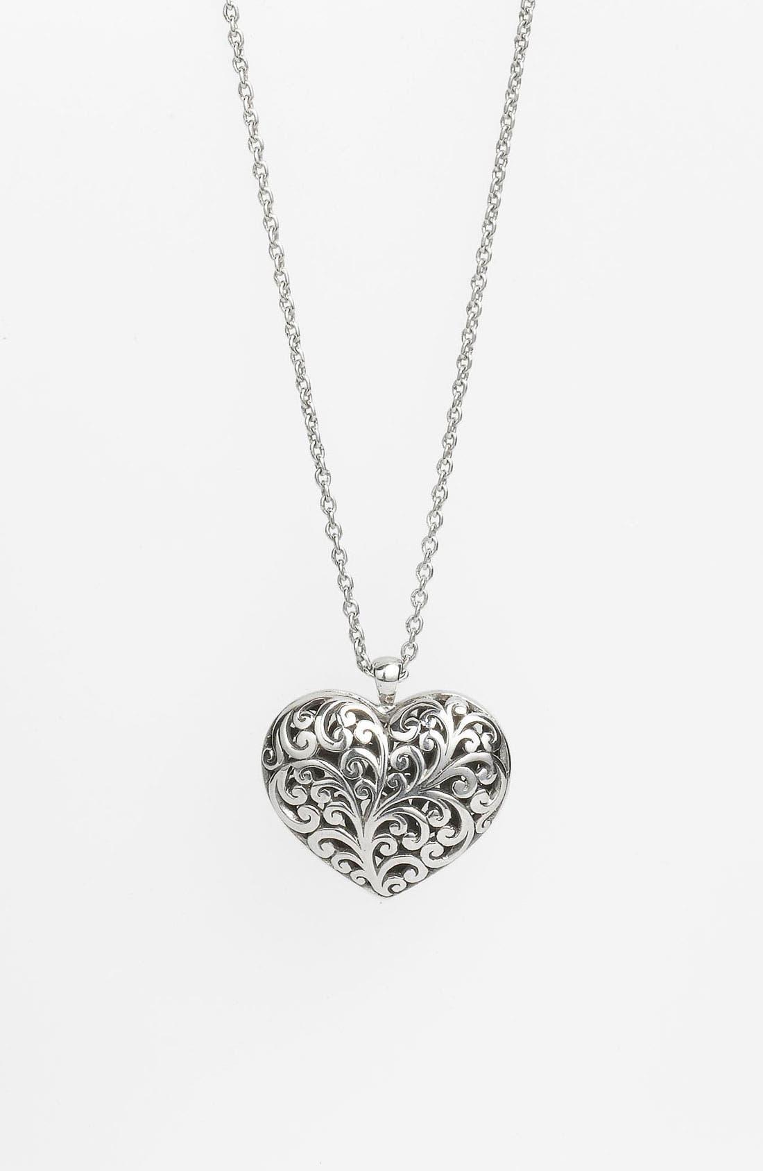 Main Image - Lois Hill Long Pendant Necklace