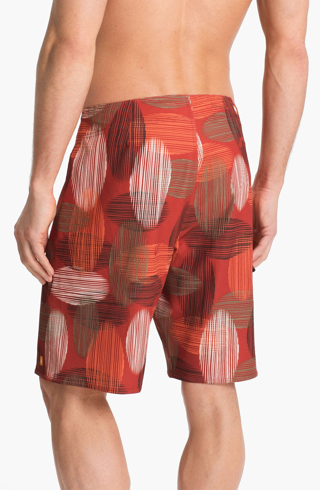 Alternate Image 2  - Quiksilver Waterman Collection 'Panorama' Board Shorts