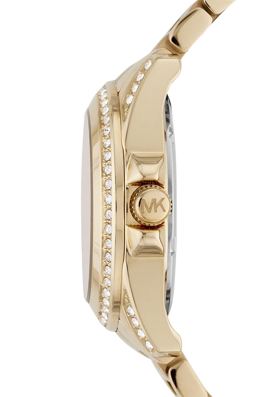 Alternate Image 2  - Michael Kors 'Mini Blair' Multifunction Watch, 33mm