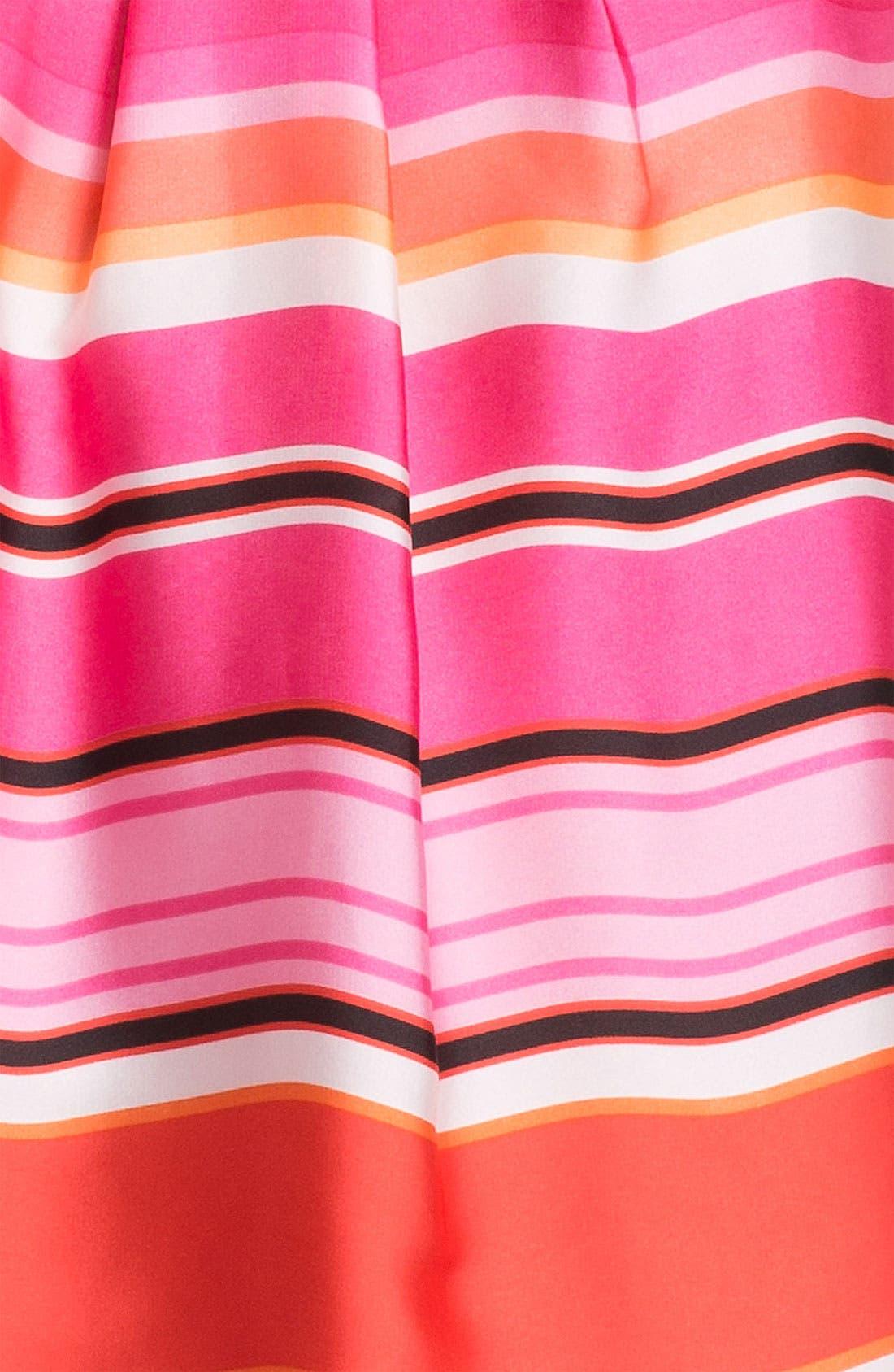 Alternate Image 3  - Chaus Umbrella Stripe Blouse