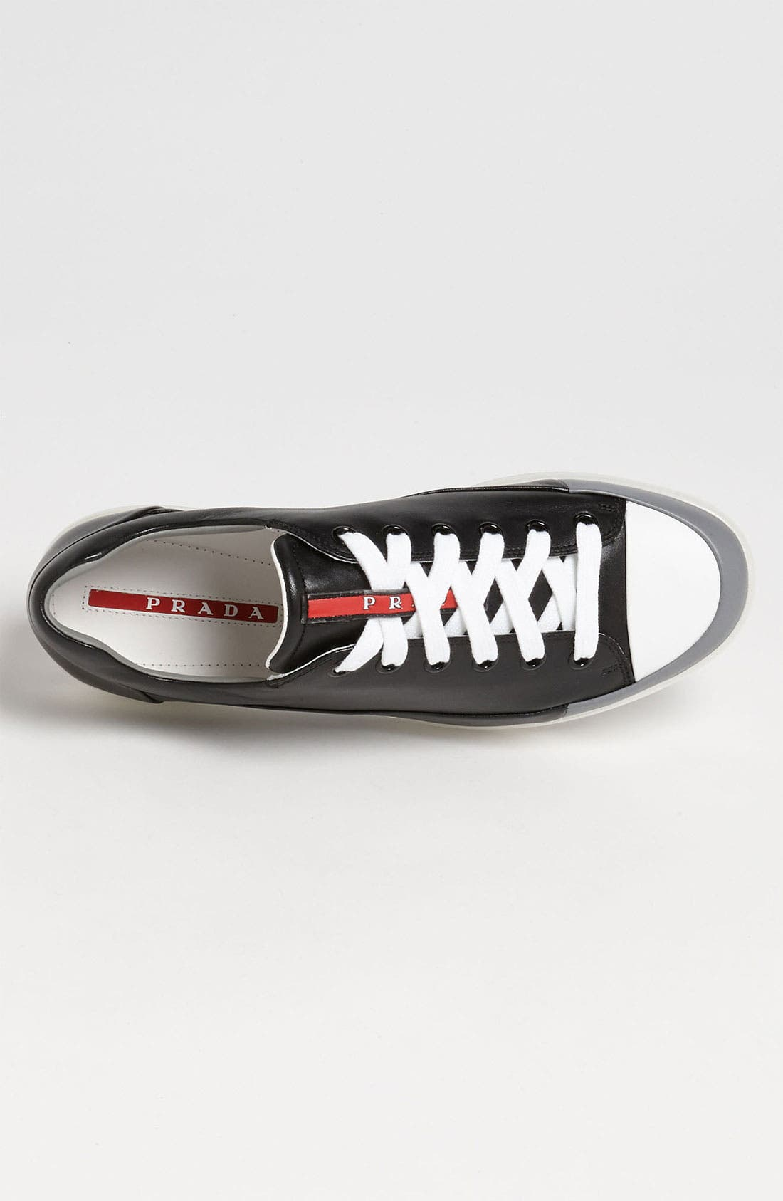Alternate Image 3  - Prada Low Profile Sneaker