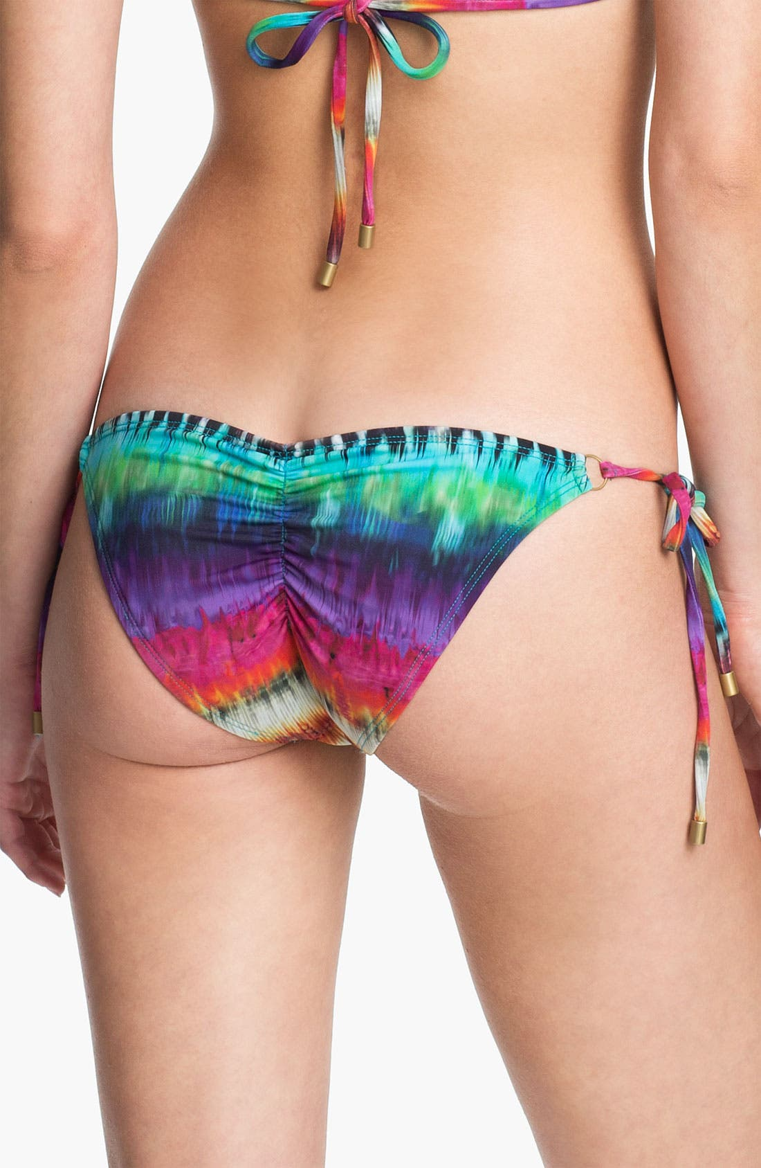 Main Image - Vitamin A® 'Celebrity' String Bikini Bottoms