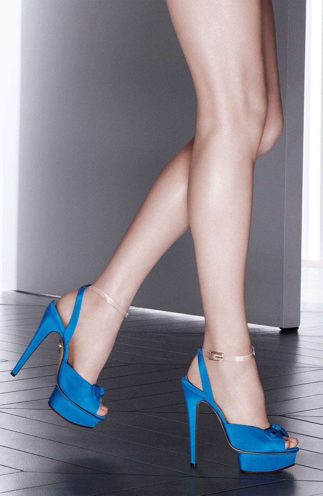 Alternate Image 5  - Charlotte Olympia 'Serena' Sandal