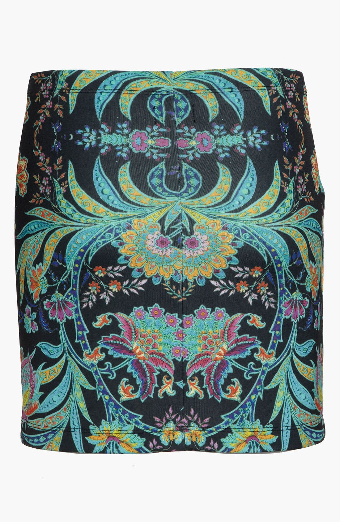 Alternate Image 3  - Dream Daily 'Nomadic Flowers' Skirt