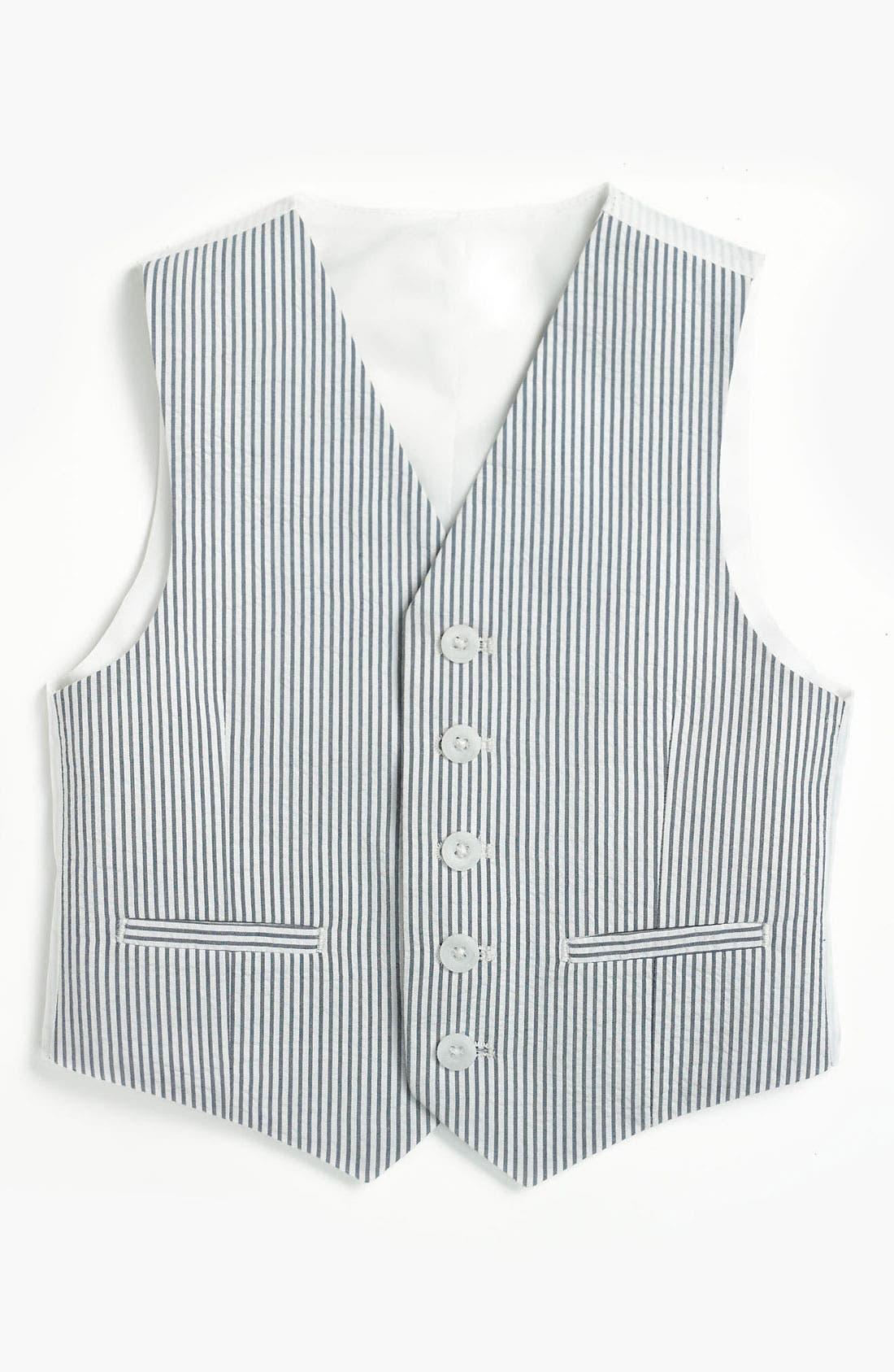 Main Image - Nordstrom 'Andrew' Vest (Little Boys & Big Boys)
