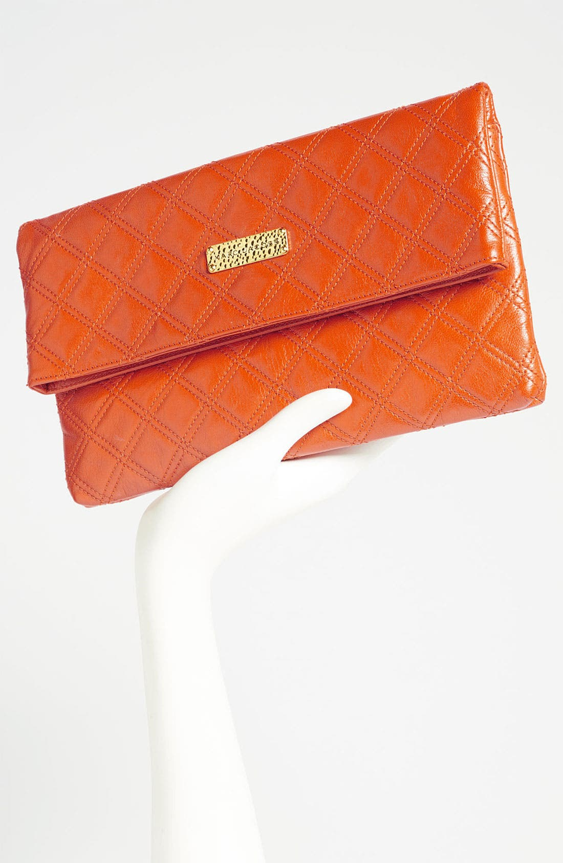 Alternate Image 2  - MARC JACOBS 'Large Baroque Eugenie' Leather Clutch