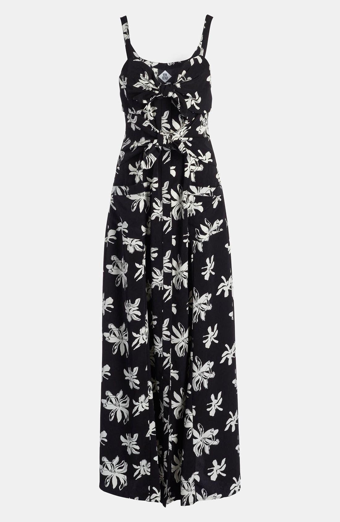 Main Image - Viva Vena! 'Art Collector' Dress