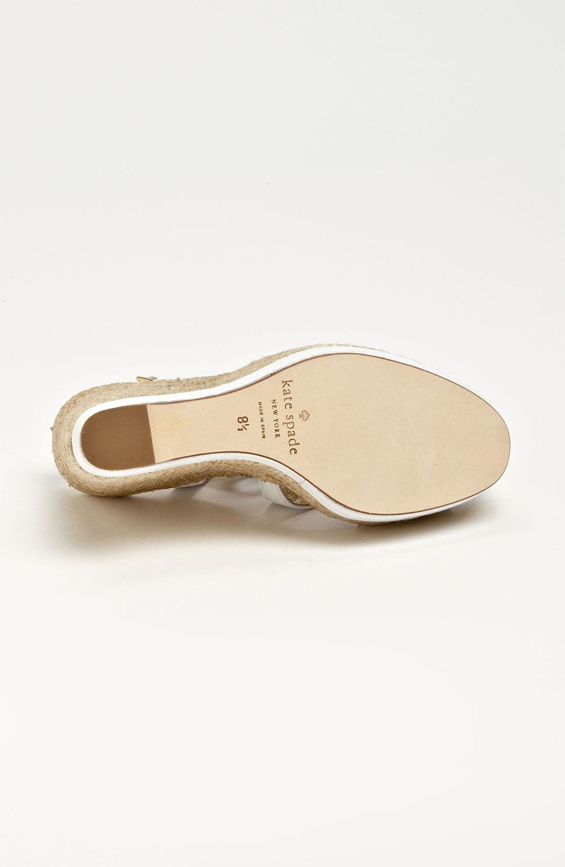 Alternate Image 4  - kate spade new york 'liv' wedge sandal