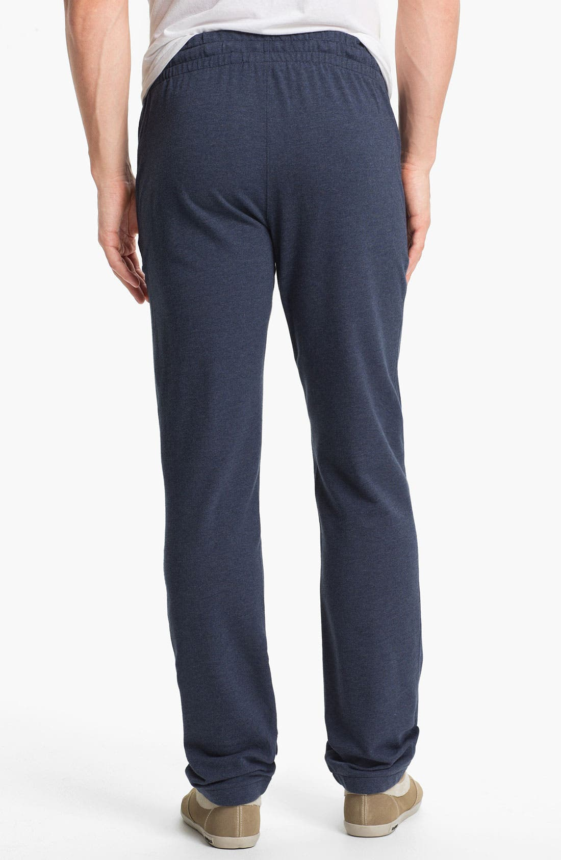 Alternate Image 2  - Zegna Sport Cotton Blend Lounge Pants