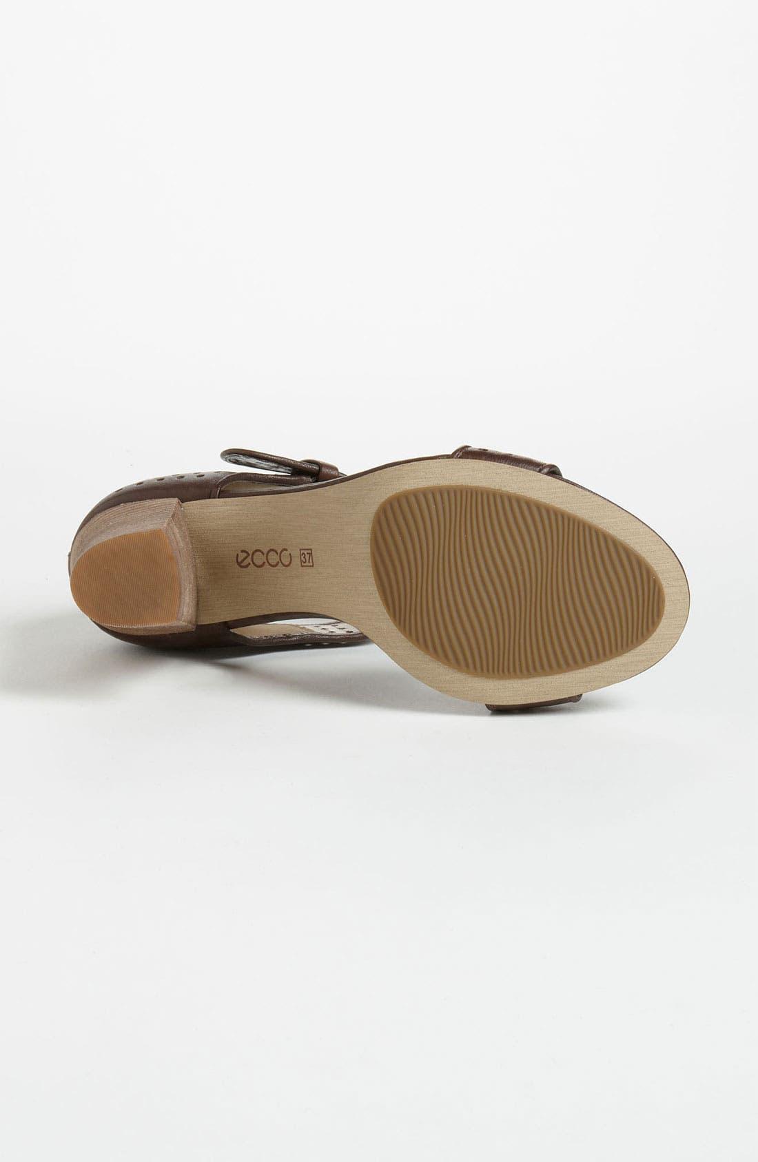 Alternate Image 4  - ECCO 'Omak' Perforated Sandal